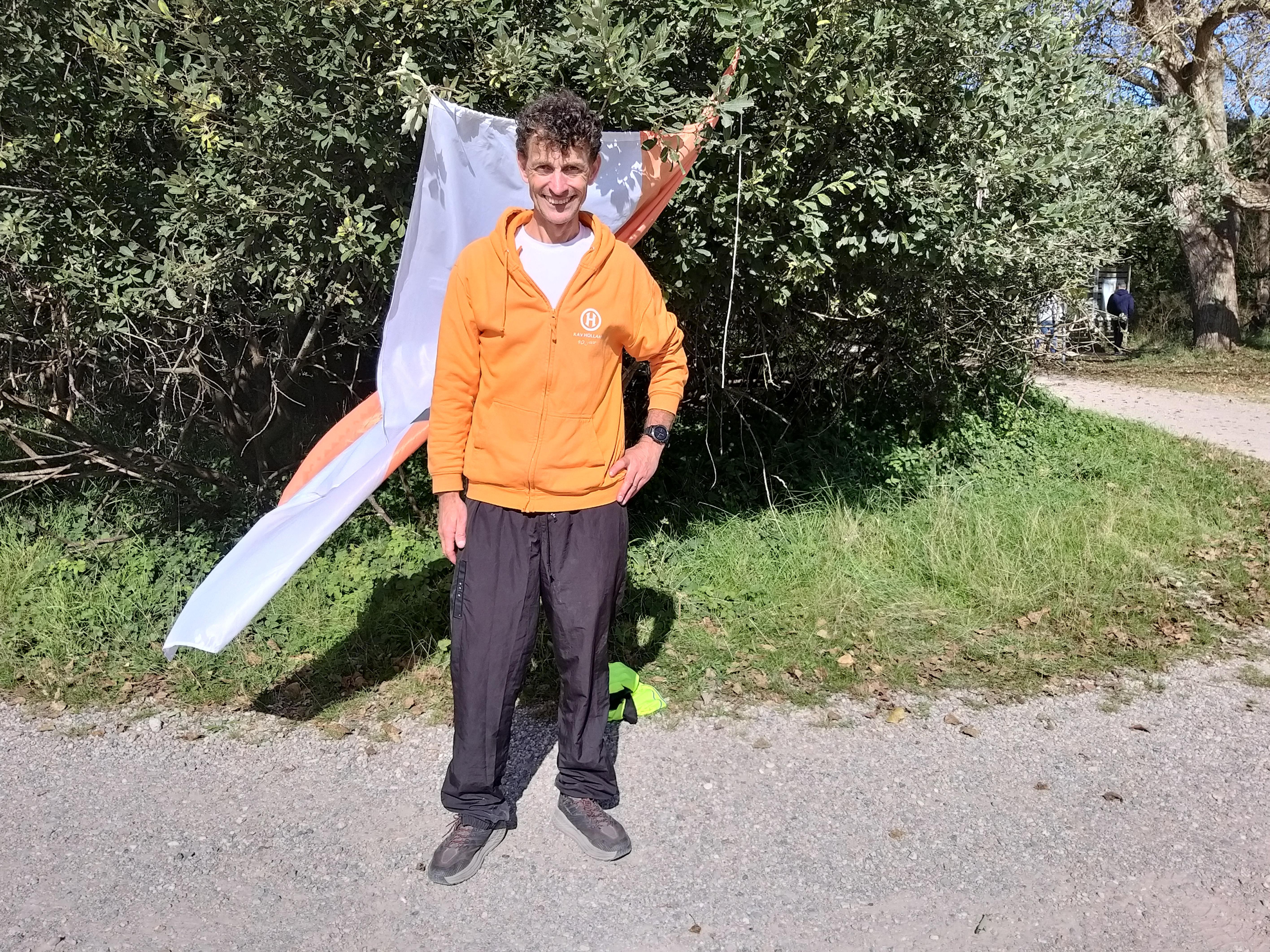 René van Leeuwen zet voor KAV Holland duintrails vol uitdagingen uit: 'Wie weet, kom je nog wel een roedel damherten tegen'