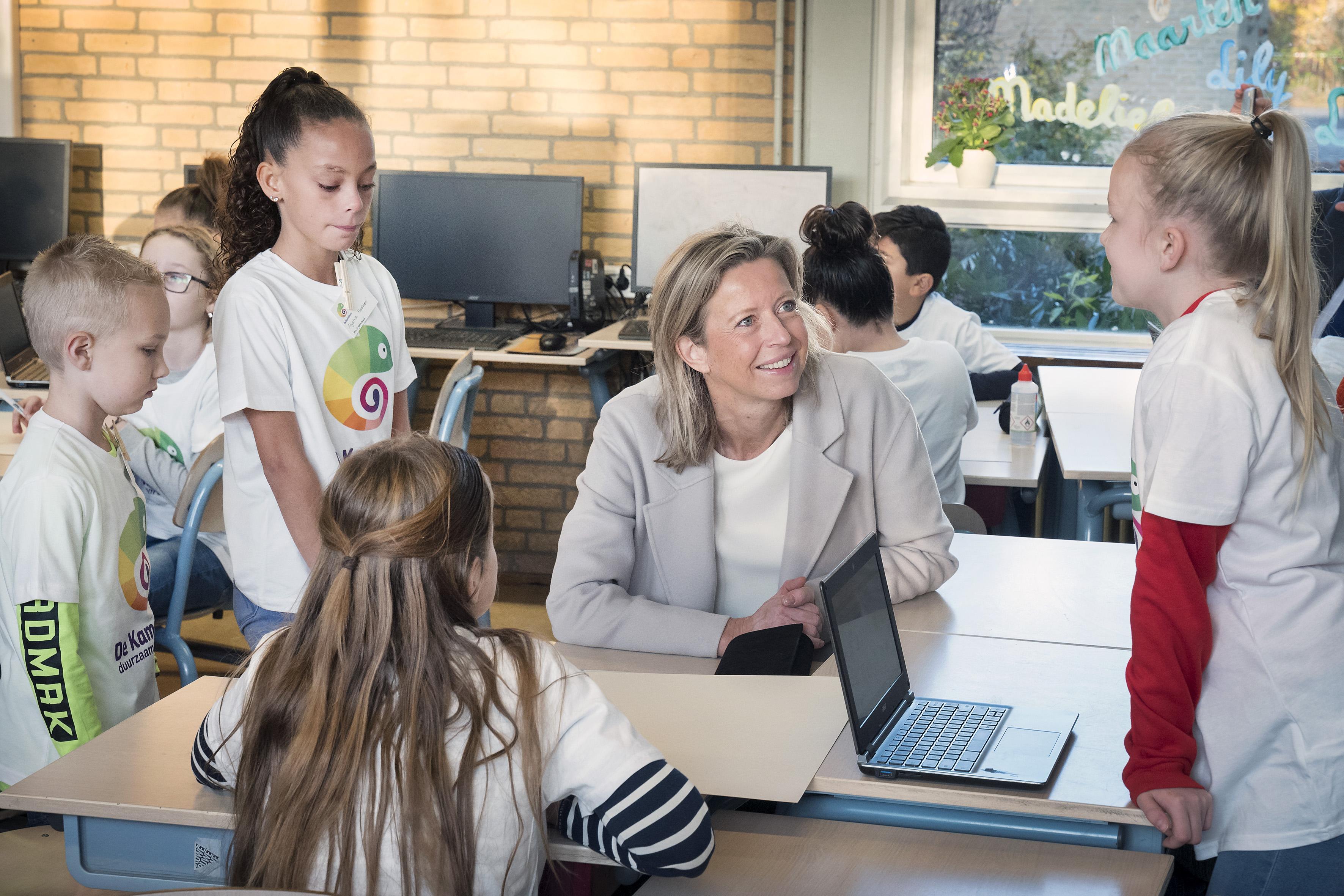 Nieuwe school in Zwanenburg wordt aardgasvrij; 'Het meest innovatieve onderwijsproject van dit moment op de markt'
