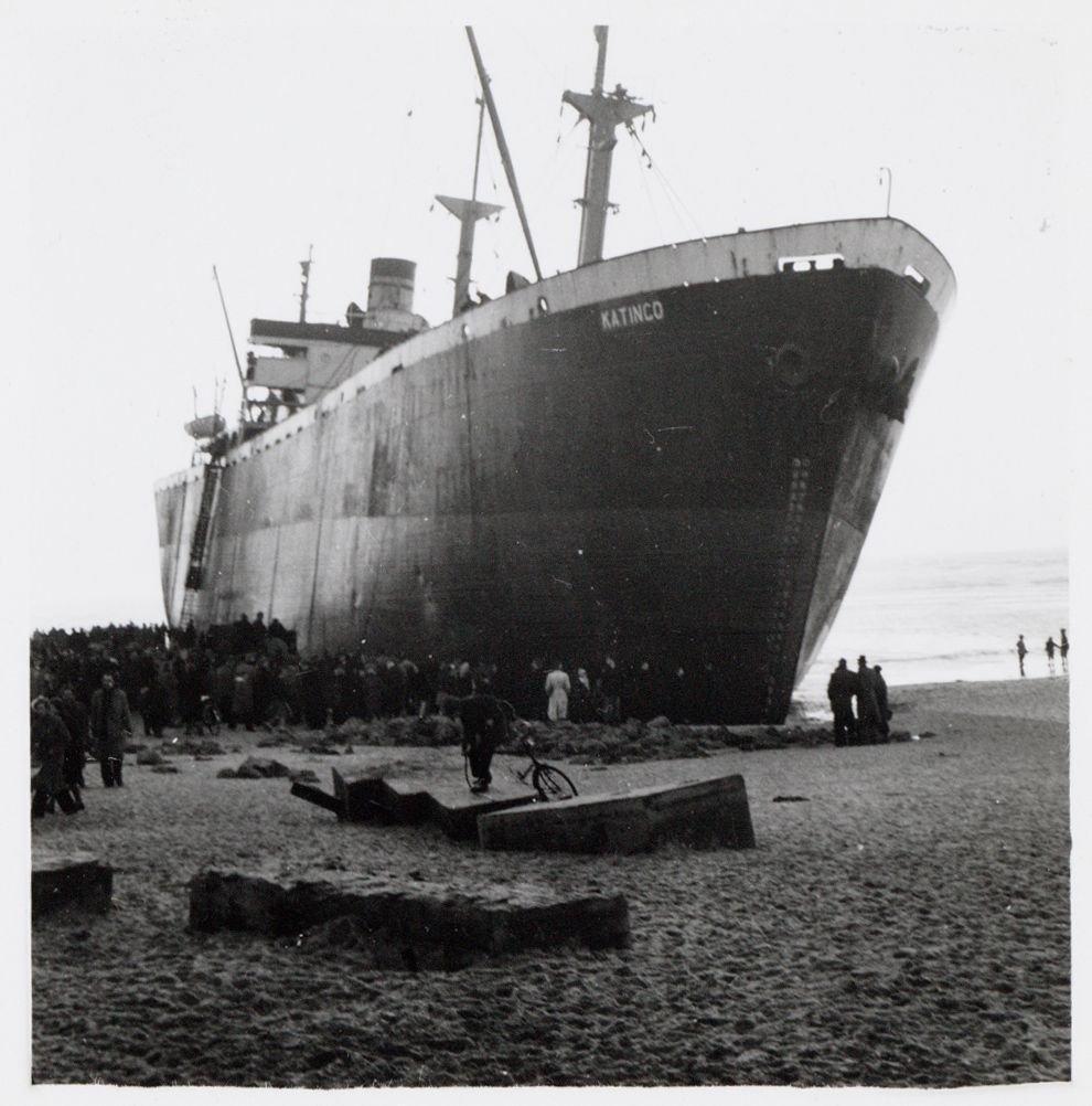 Bewegend Verleden: De stranding van de Katingo, 1954 [video]