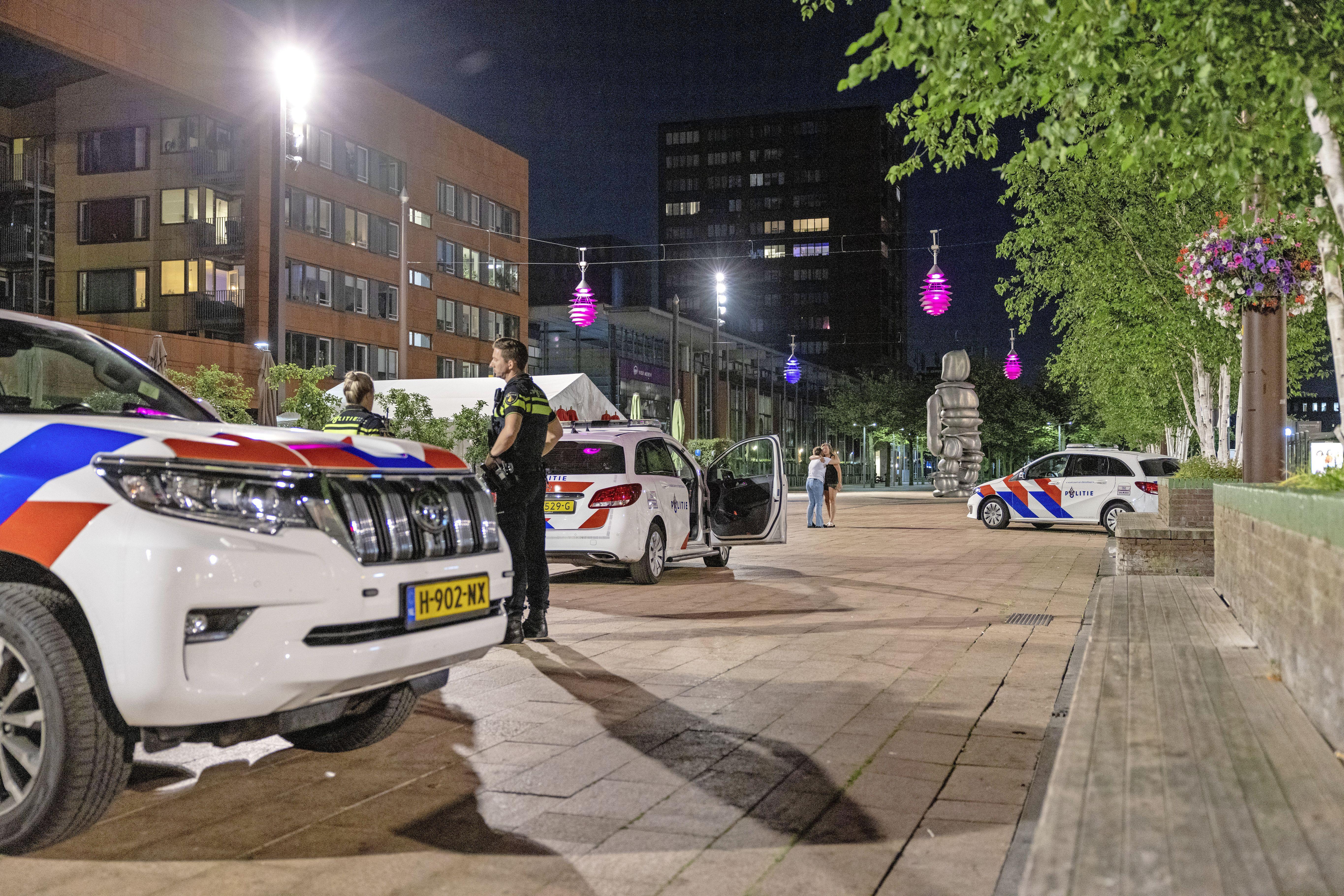 Burgemeester is het zat: camerabewaking op Van Stamplein in Hoofddorp en tijdelijke stalling voor e-bikes