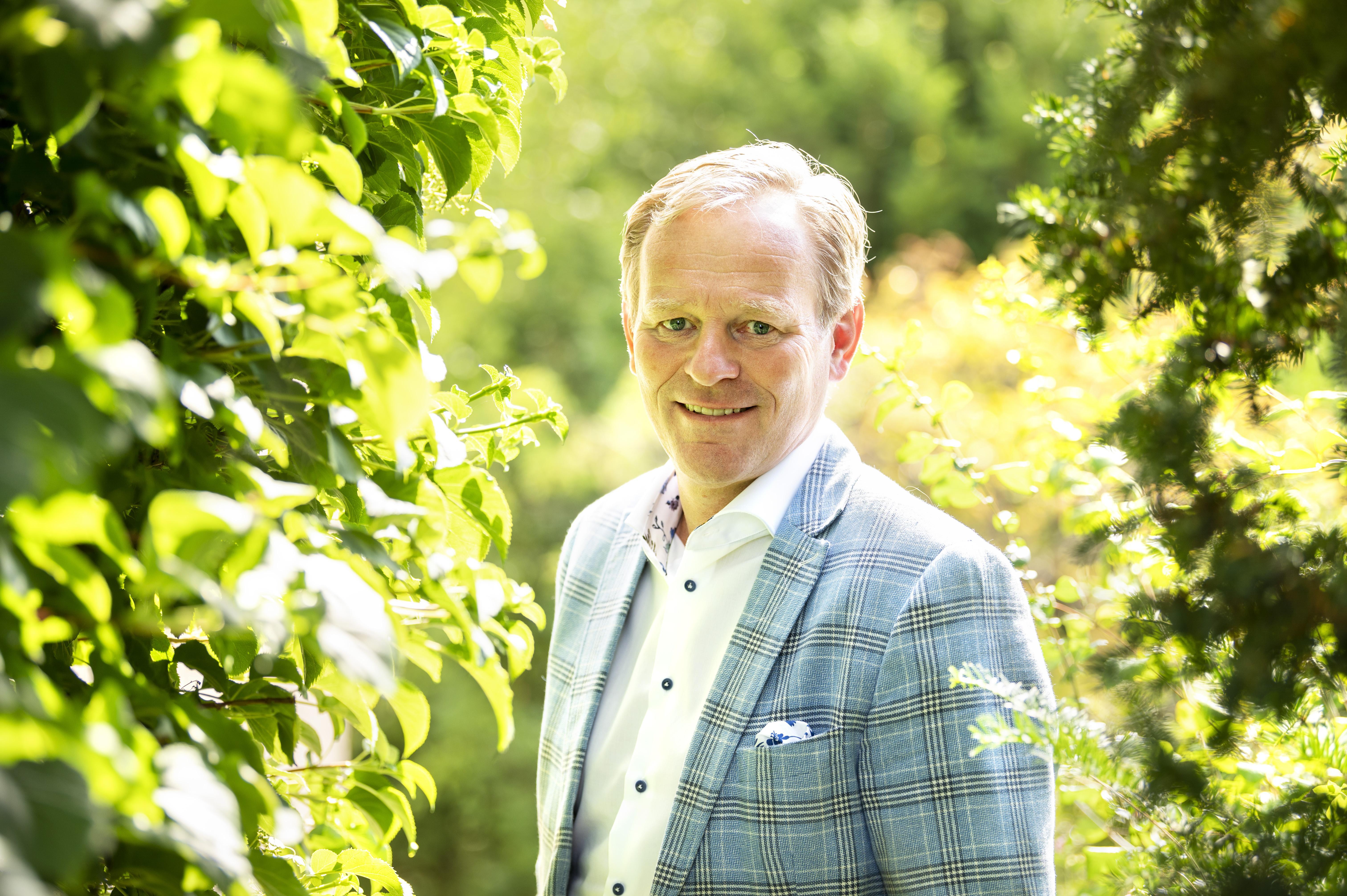 Hillegomse wethouders verdelen taken vertrekkende Fred van Trigt