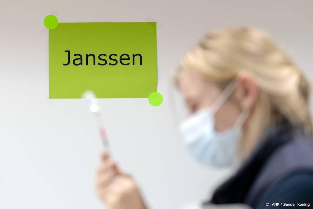 Wachttijd na Janssen-prik wordt verlengd naar vier weken