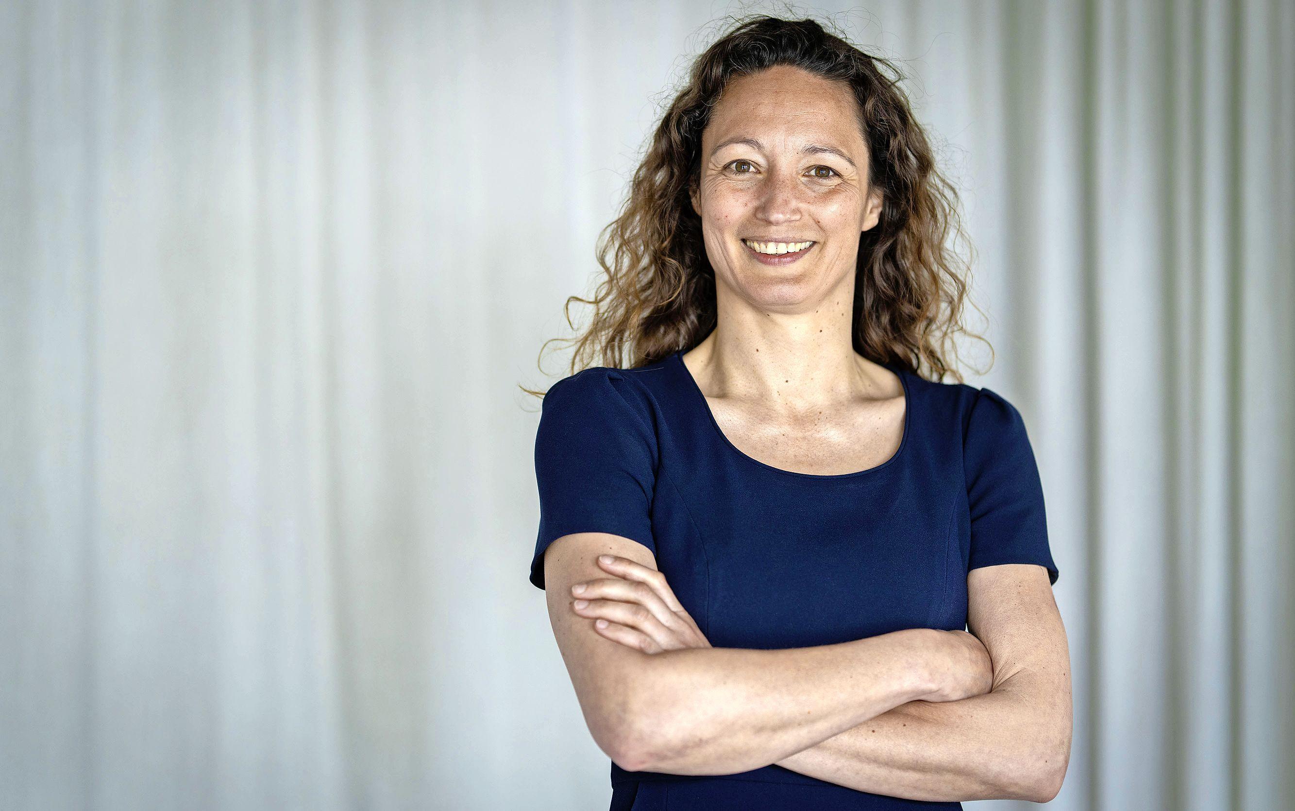 Nieuwe DZB-directrice Ter Woerds heeft 'leukste baan van Leiden', en dat optimisme gaat op de proef worden gesteld