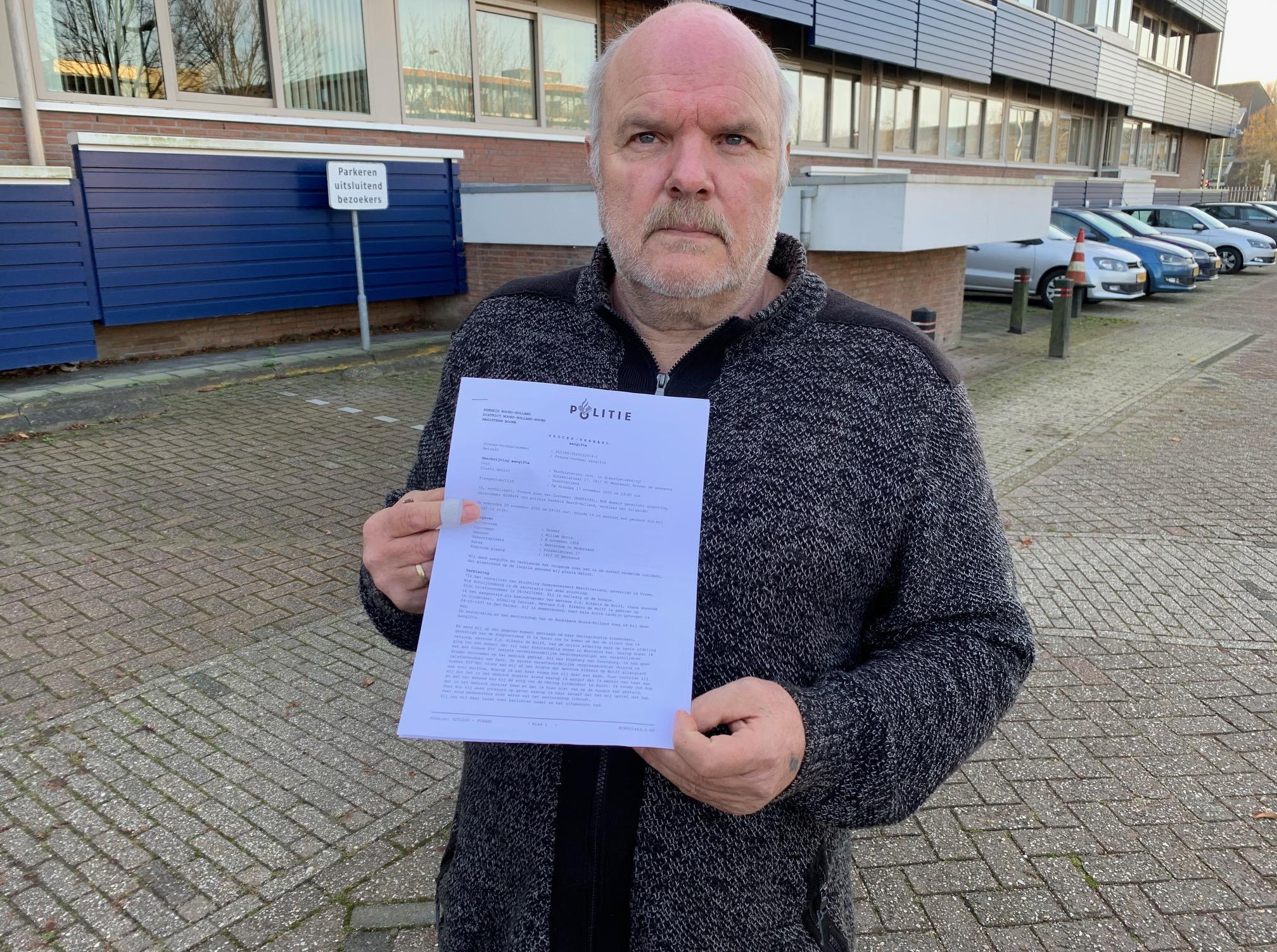 Ruzie over openen bankafschriften van dementerende vrouw in Hoorn. Bewindvoerder en zorgorganisatie Omring beschuldigen elkaar bij Justitie