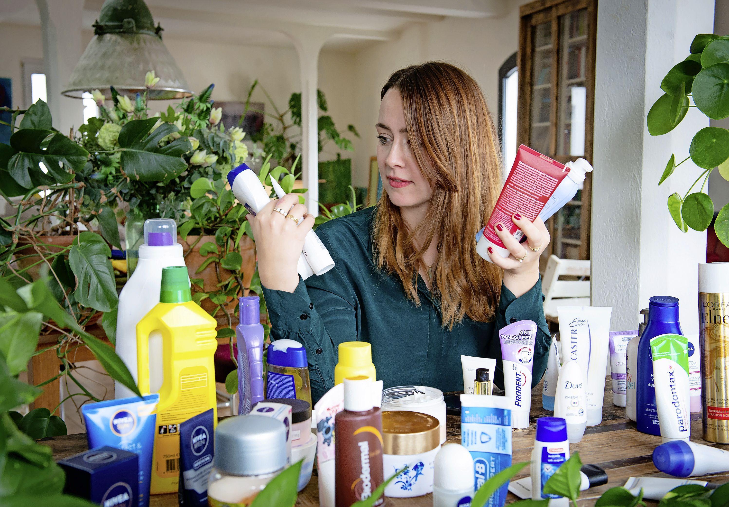 Ban al die microplastics uit onze shampoos, zegt de nieuwe activist in mij
