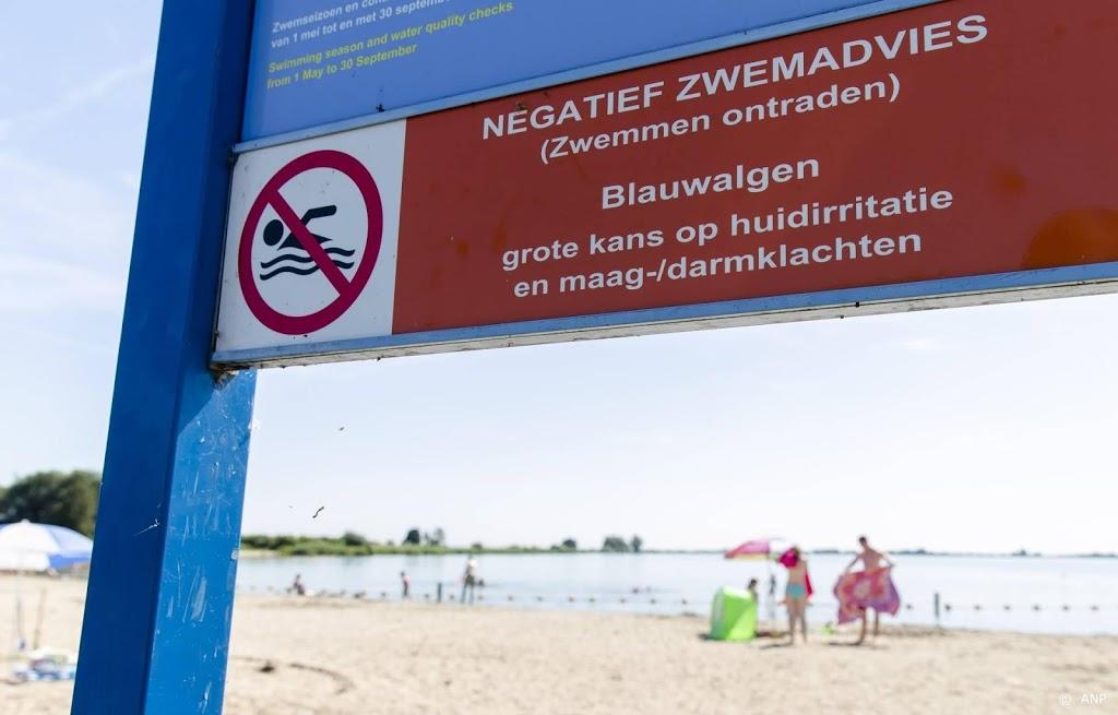 Waterbeheerders: zwem alleen in goedgekeurd natuurwater