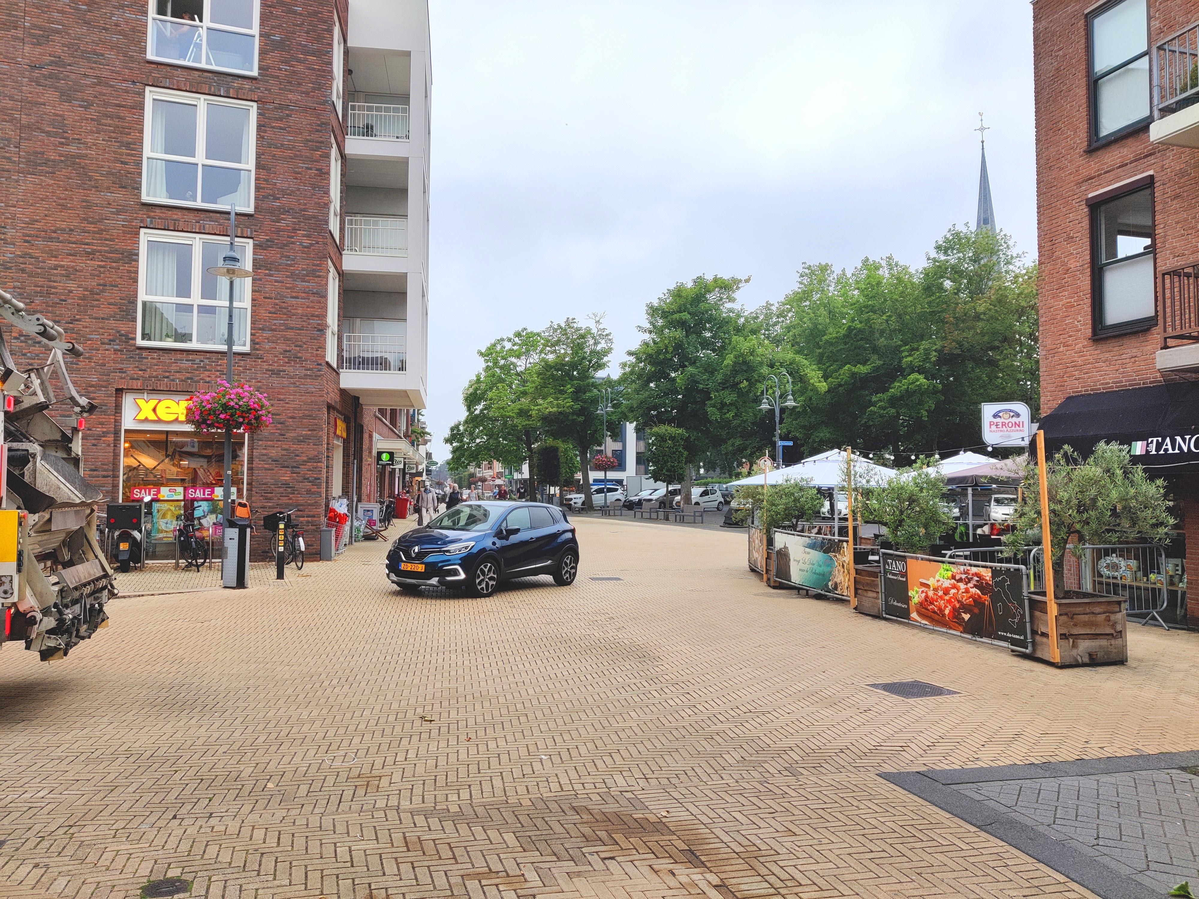 CDA wil voor de veiligheid autoverkeer vanuit de Hortuslaan in Sassenheim onmogelijk maken, maar het college wil er vooralsnog niet aan