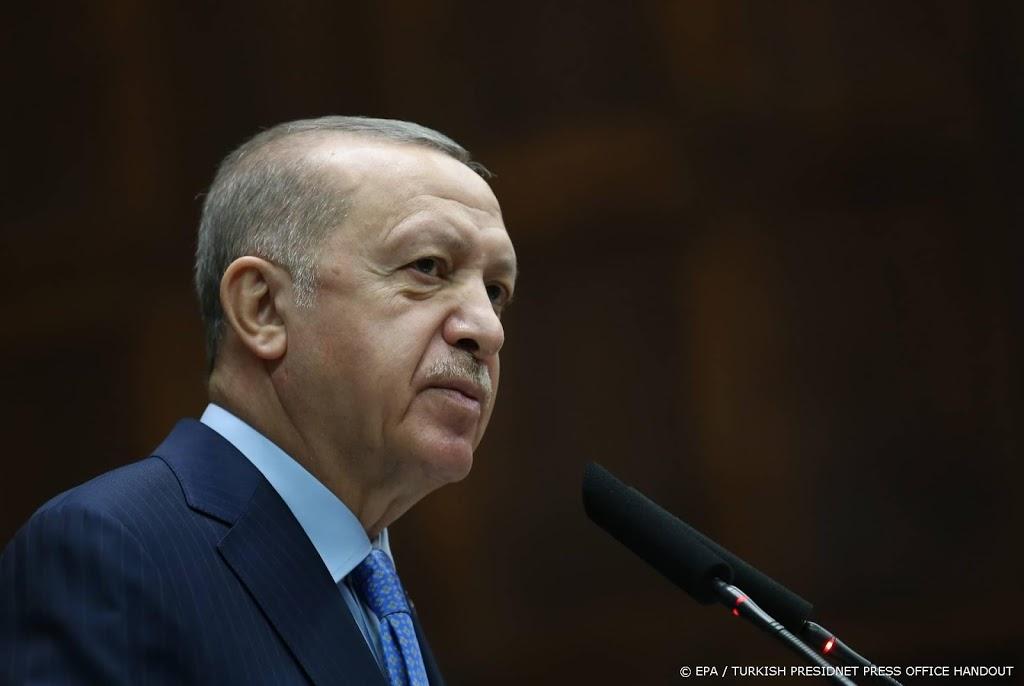 Turkse admiraals opgepakt na kritiek op plan regering-Erdogan