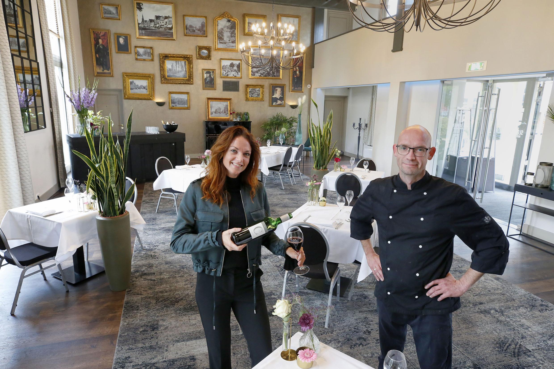 Slothotel Schagen begint coronaproof pop-up restaurant; 'Waarom niet? We hebben een mooie ruimte en keuken, en de kok die huren we in'