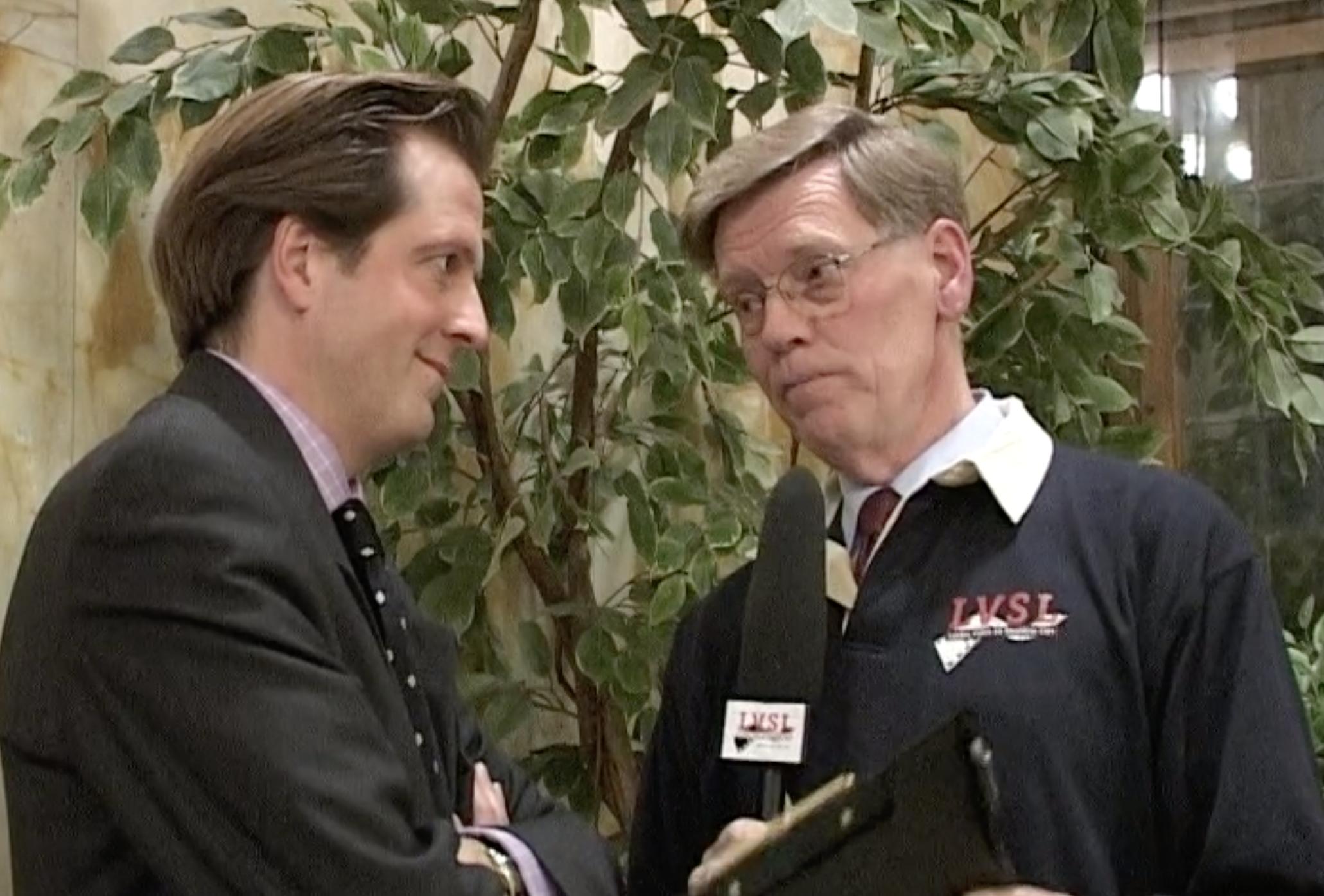 Bewegend Verleden: het plan voor de Leidse Aalmarkt, 2002 [video]