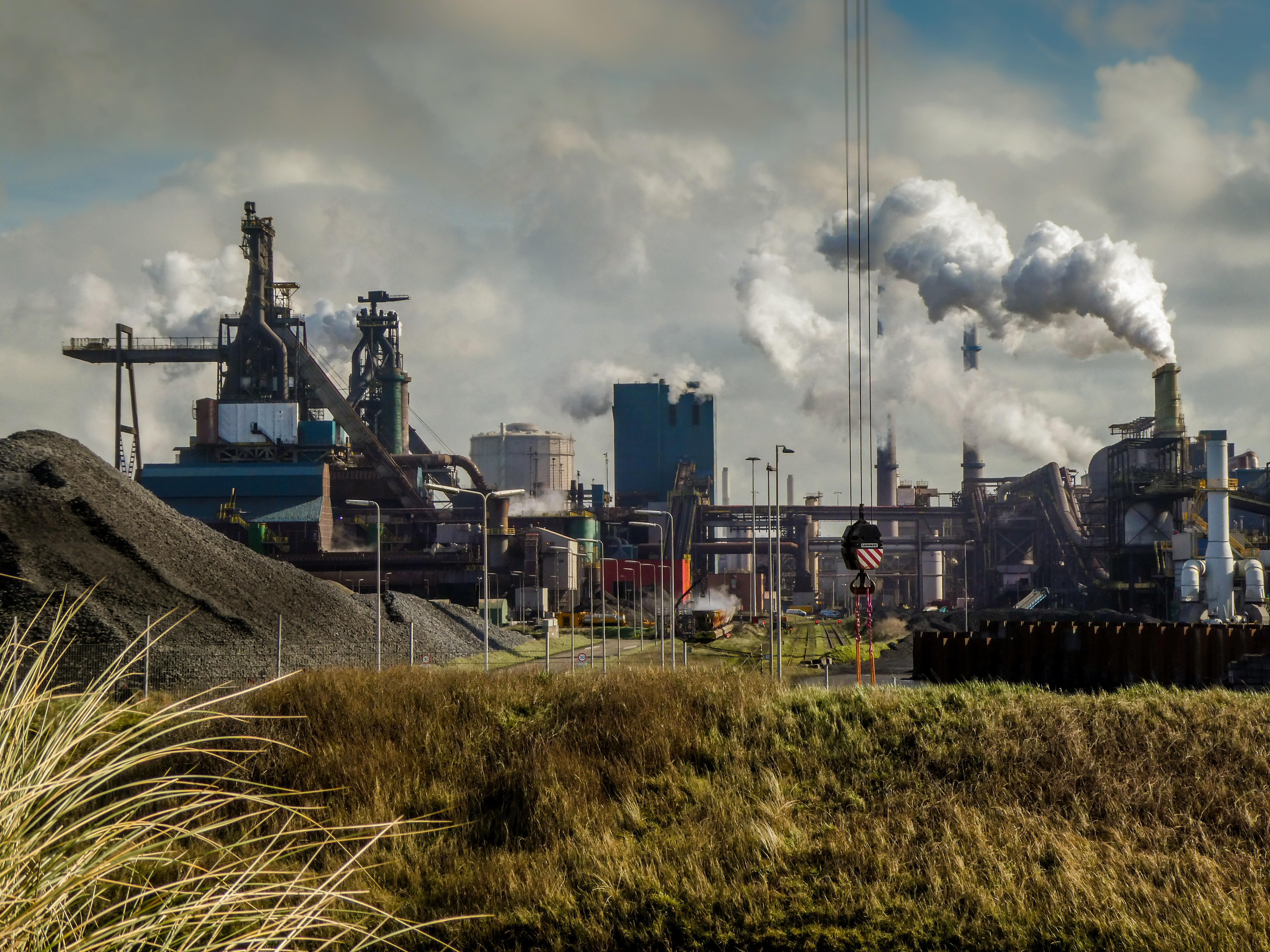 Geluidsoverlast vrijdagochtend vanaf het Tata Steel-terrein door storing aan installatie