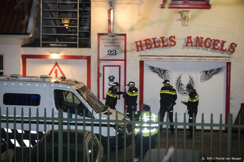 Hof legt zwaardere straffen op aan leden Hells Angels Haarlem