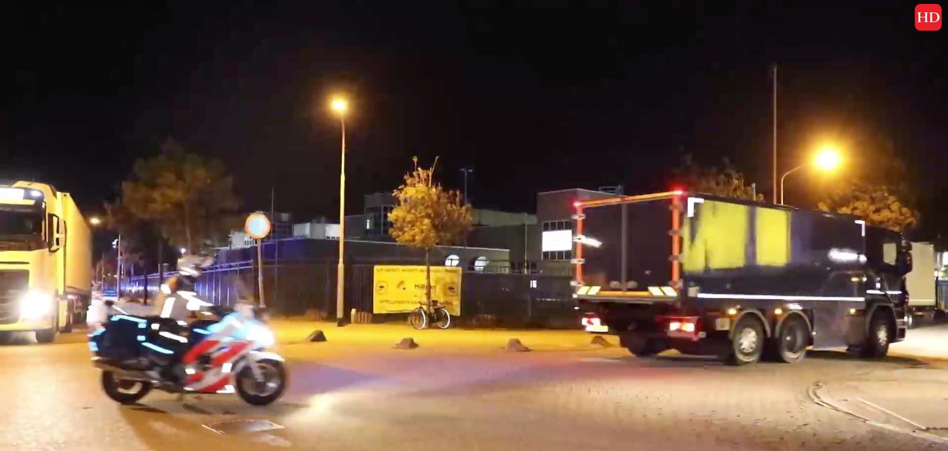 Megaoperatie afgerond, 14,5 miljard euro aan goud en bankbiljetten opgeslagen in Haarlemse kluizen
