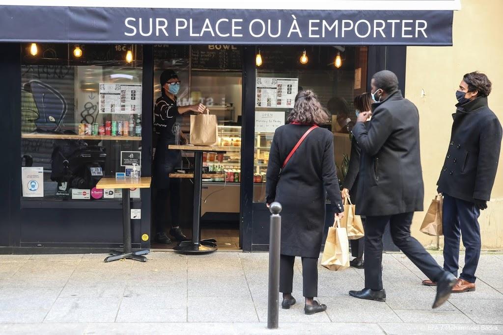Aantal coronabesmettingen in Frankrijk fors omhoog