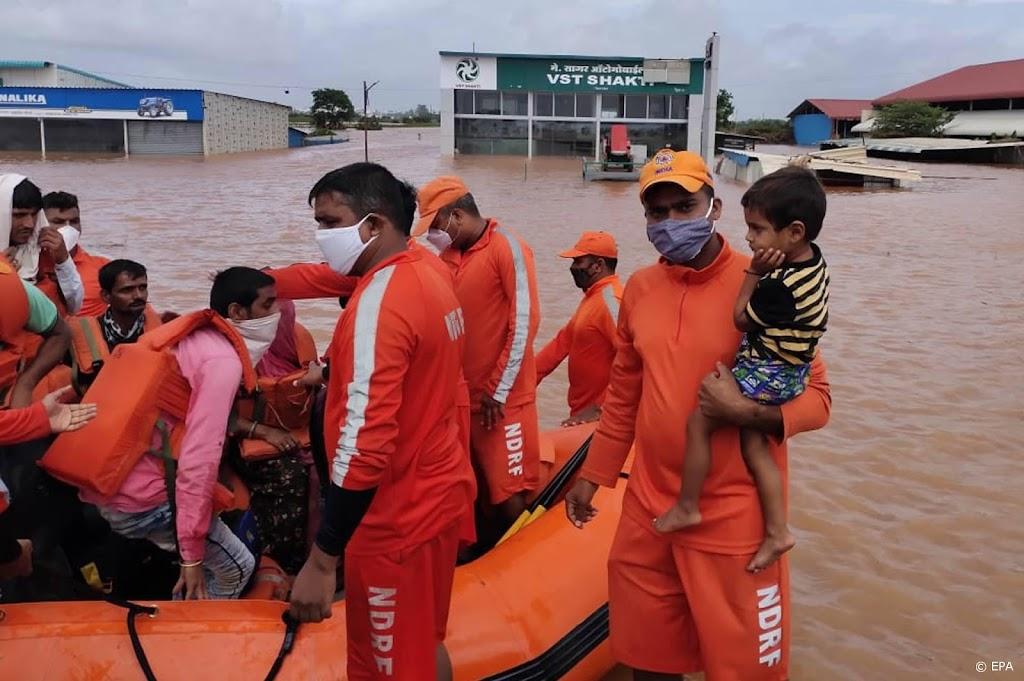 Noodweer India kost circa tweehonderd mensen het leven