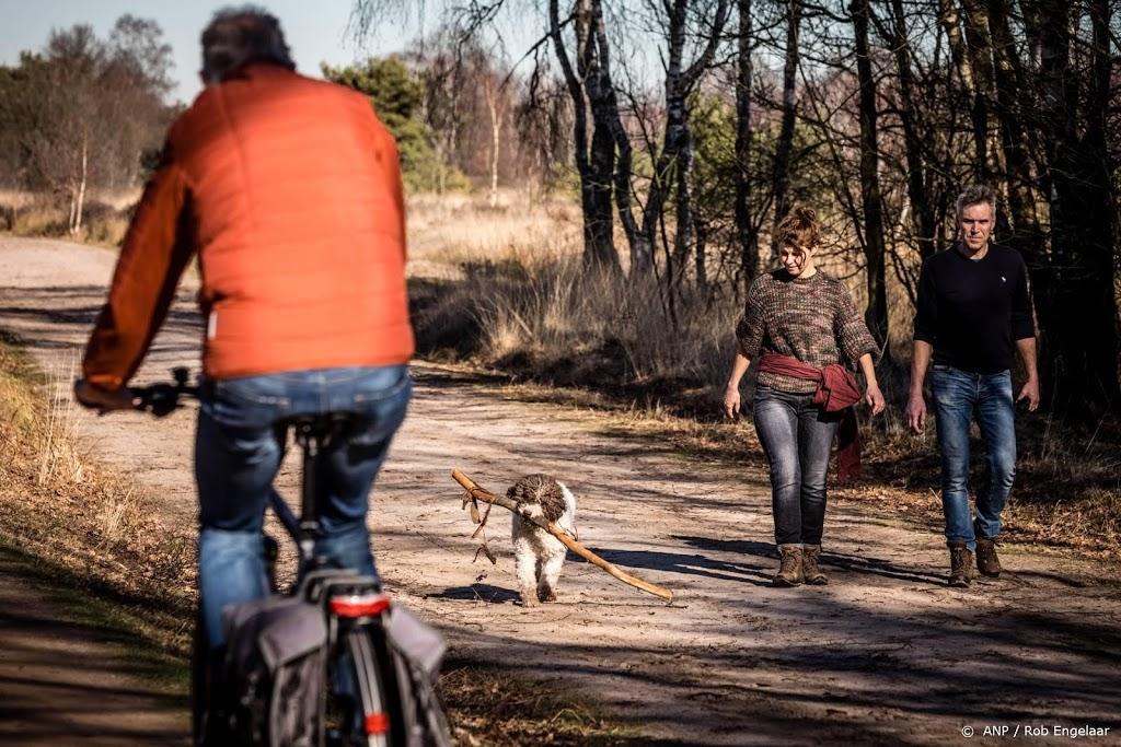 Dierenorganisaties blij met uitzondering avondklok hondenbaasjes