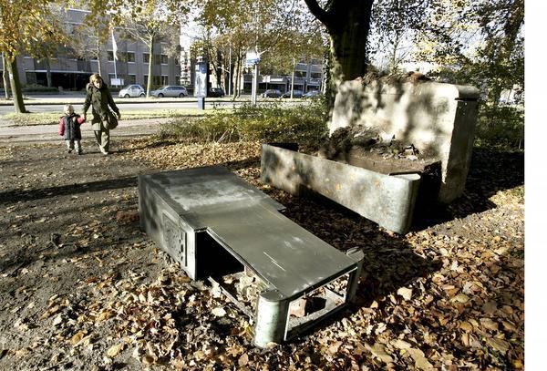 Geen monument meer voor burgemeester Maarschalk