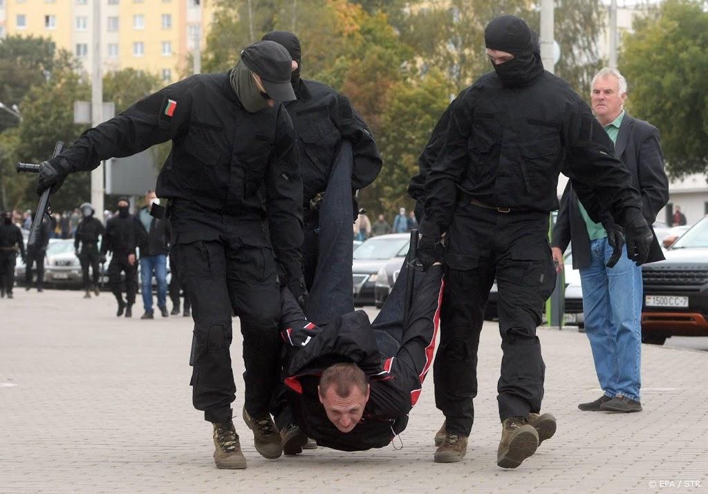 Arrestaties rond Wit-Russische mars voor 'echte' president