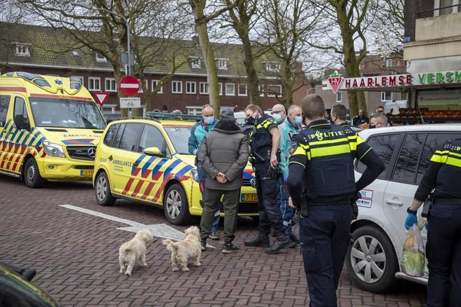 Haarlemmer verdacht van steekpartij blijkt hennepplantage thuis te hebben
