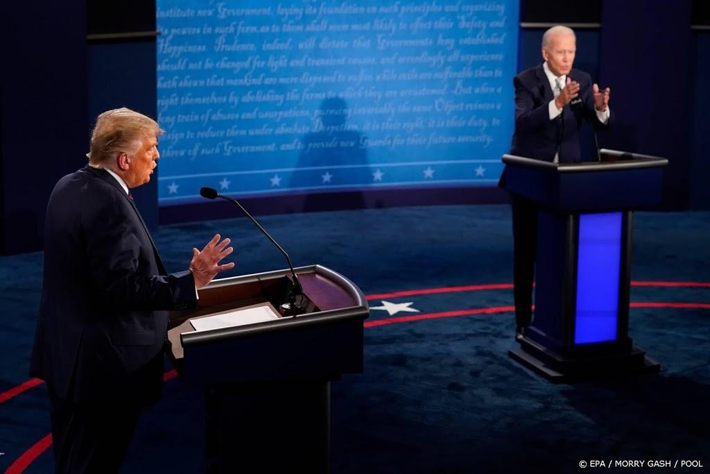 'Vragenuurtjes' Biden en Trump van start