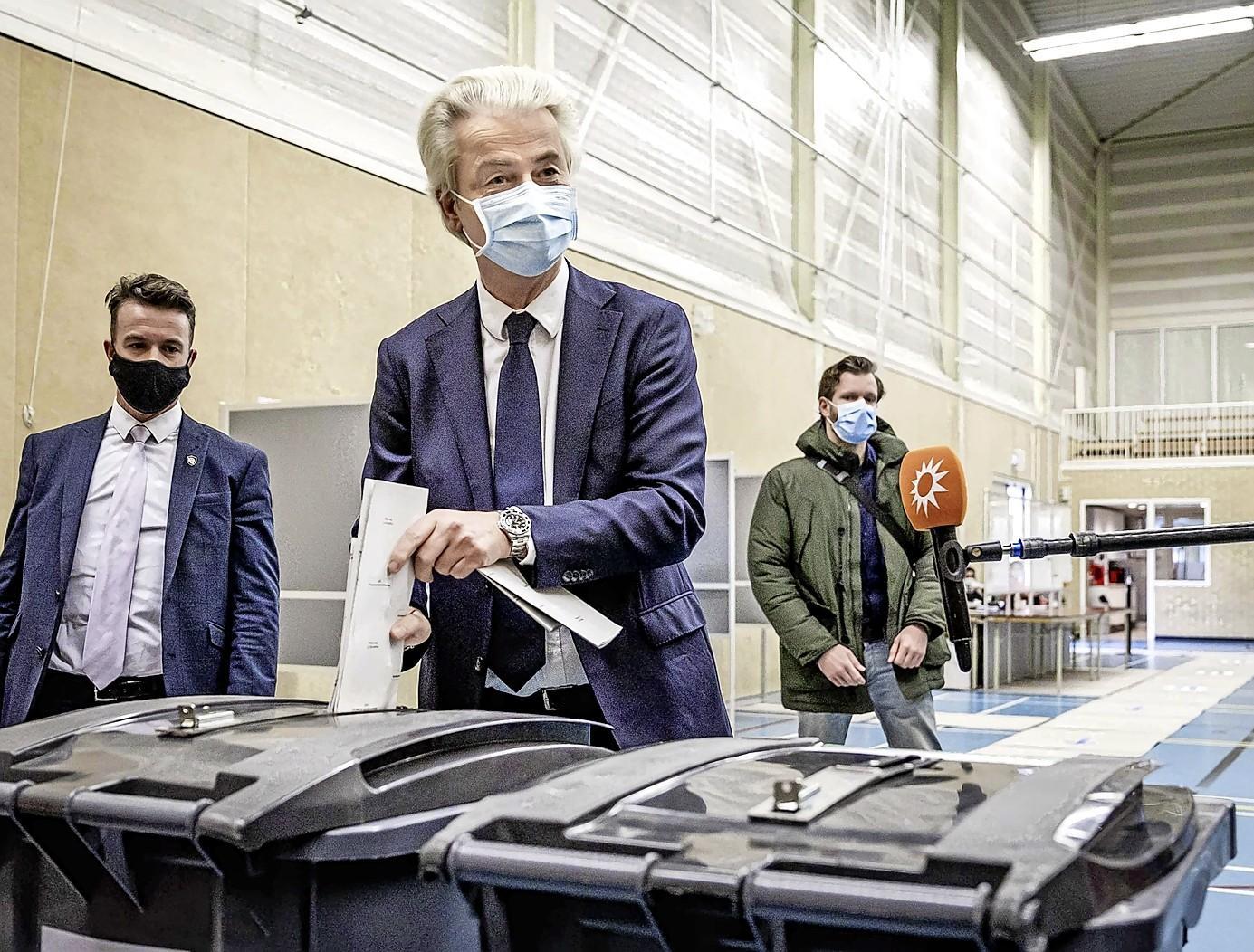Bedenkelijk dat het racistische verkiezingsprogramma van de PVV niet tot meer ophef leidt | opinie