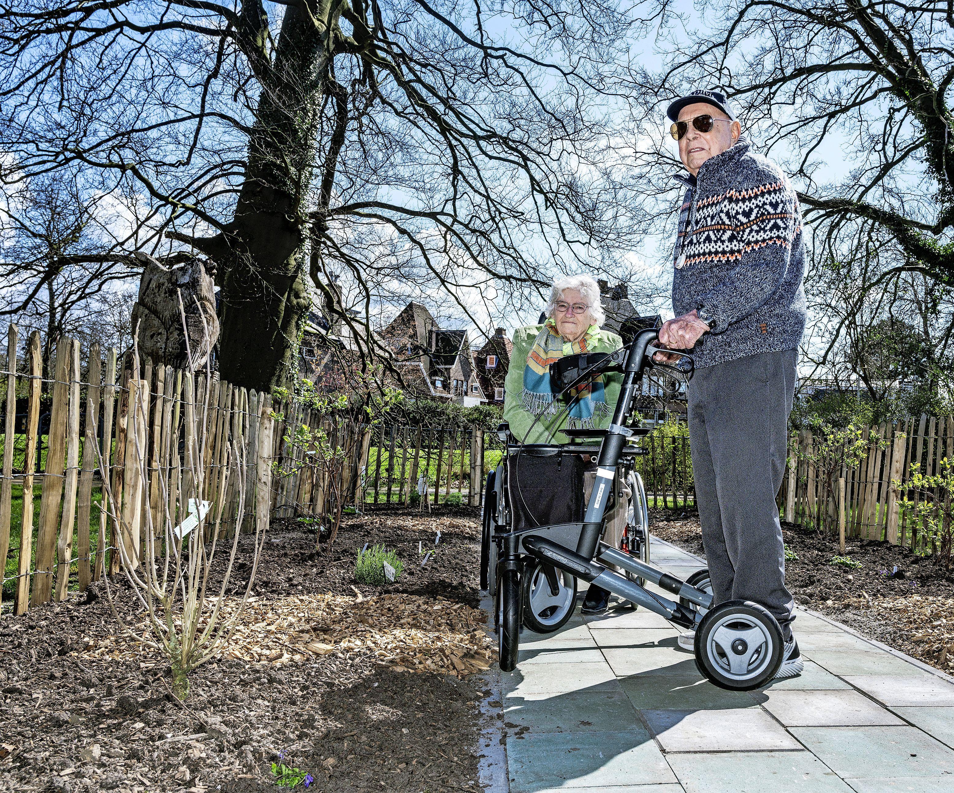 Proeftuin als 'groene magneet': Bewoners Sint Jacob in de Hout kunnen plukken en proeven uit eigen tuin