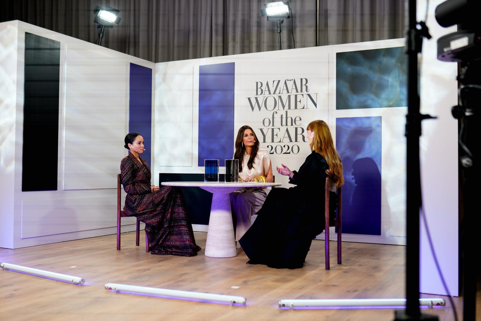 Samira Rafaela volgens Harper's Bazaar 'International Woman of the Year'
