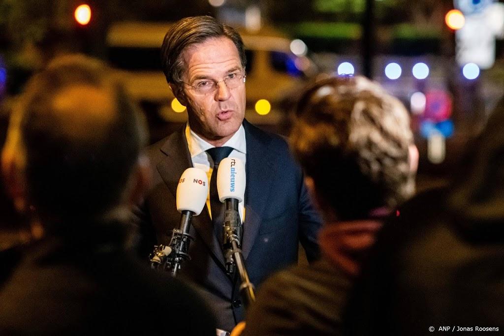 Rutte: we hebben Orbán ongekend stevig aangesproken