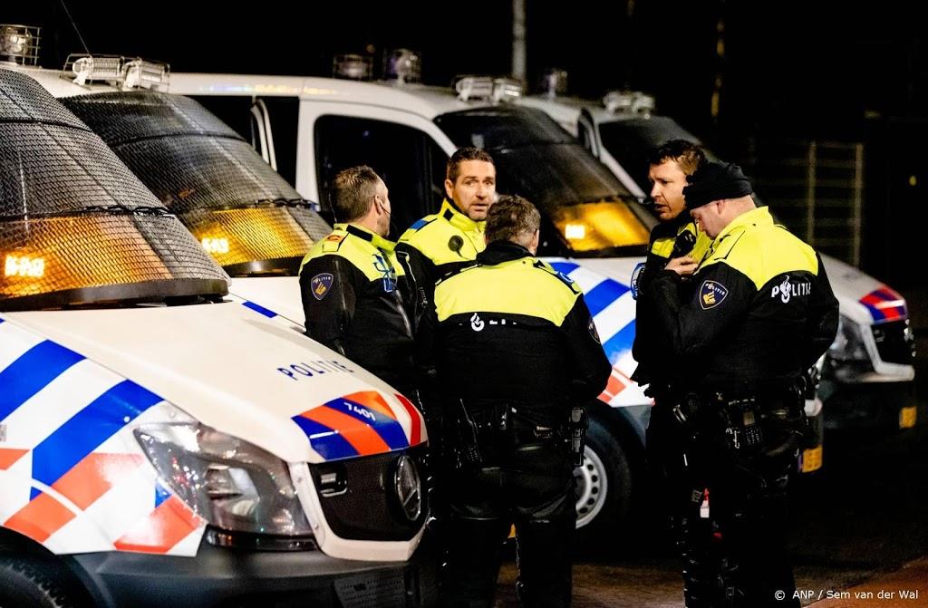 Negen aanhoudingen voor ordeverstoringen in Duindorp