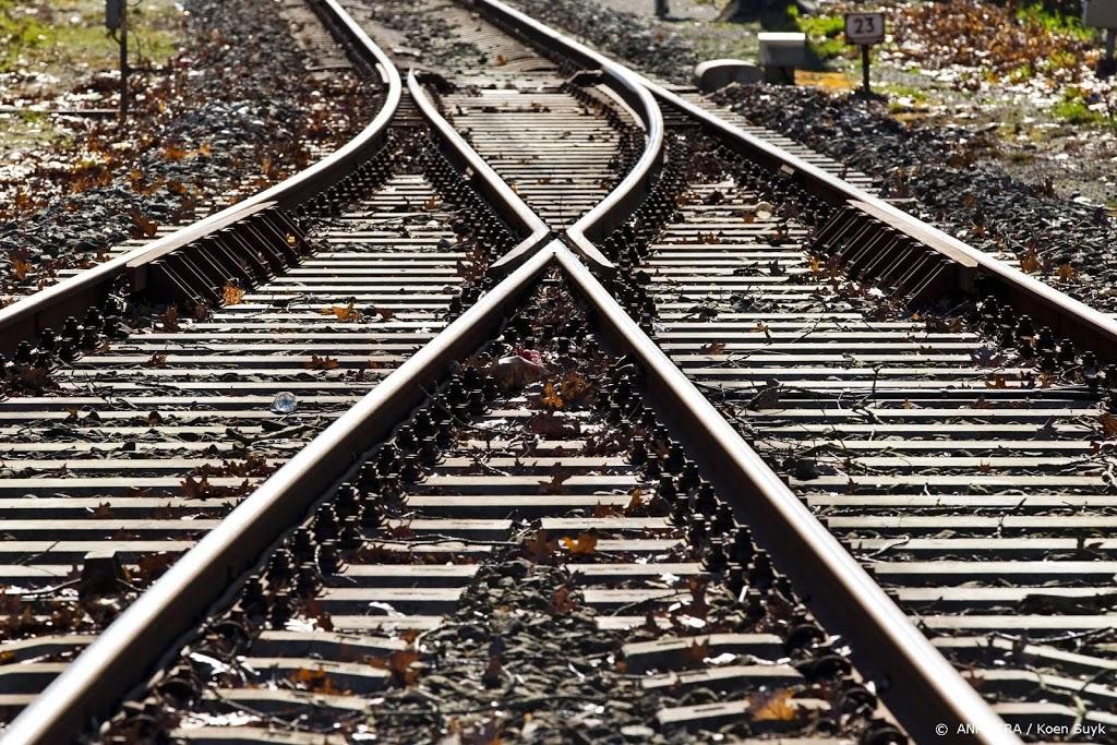 Tot maandagmiddag geen treinen tussen Vathorst en Putten