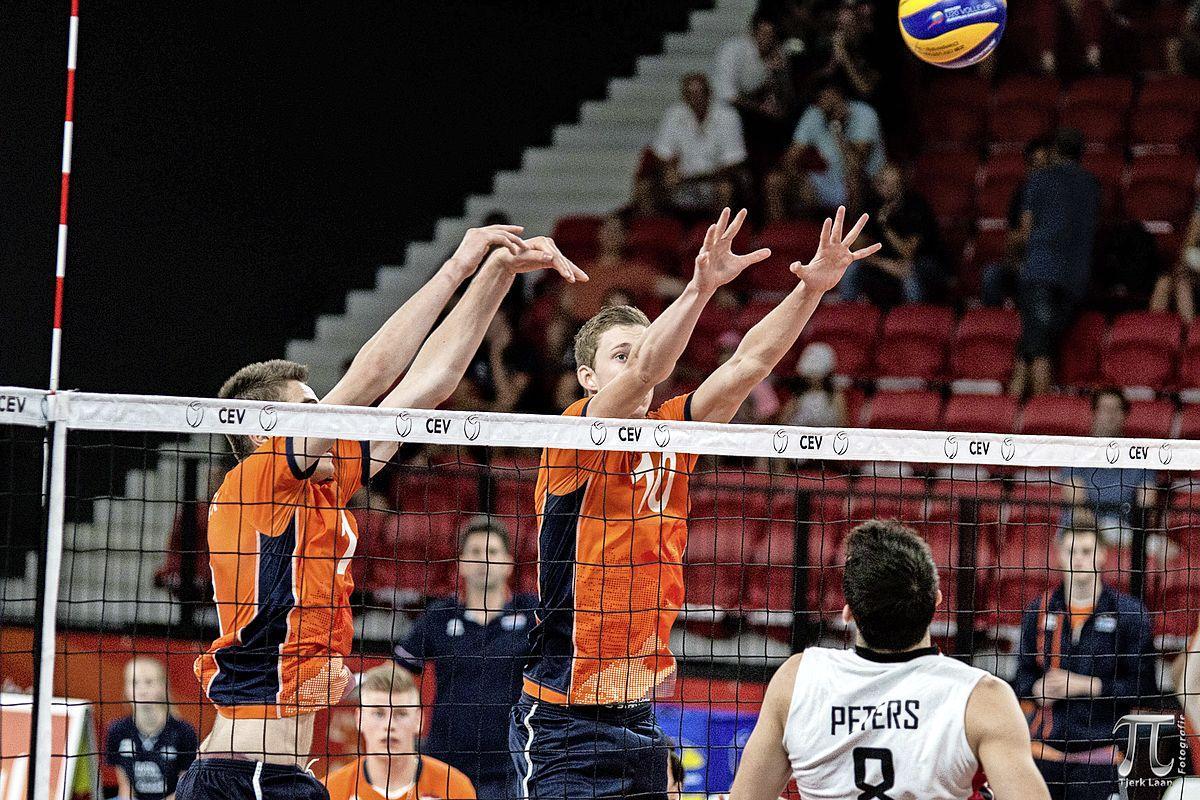 Volleyballer David Bes keert na drie jaar in de eredivisie terug op oude nest bij VV Compaen