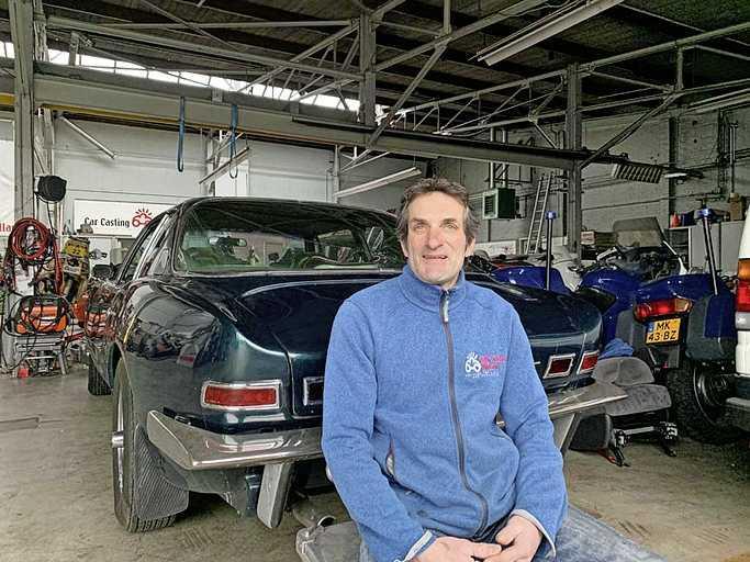 Filmautobureau Car Casting Holland mag bedrijfspand Weesp kopen: 'Het voelt als een zware Dakar-rally met een supersnelle laatste etappe'