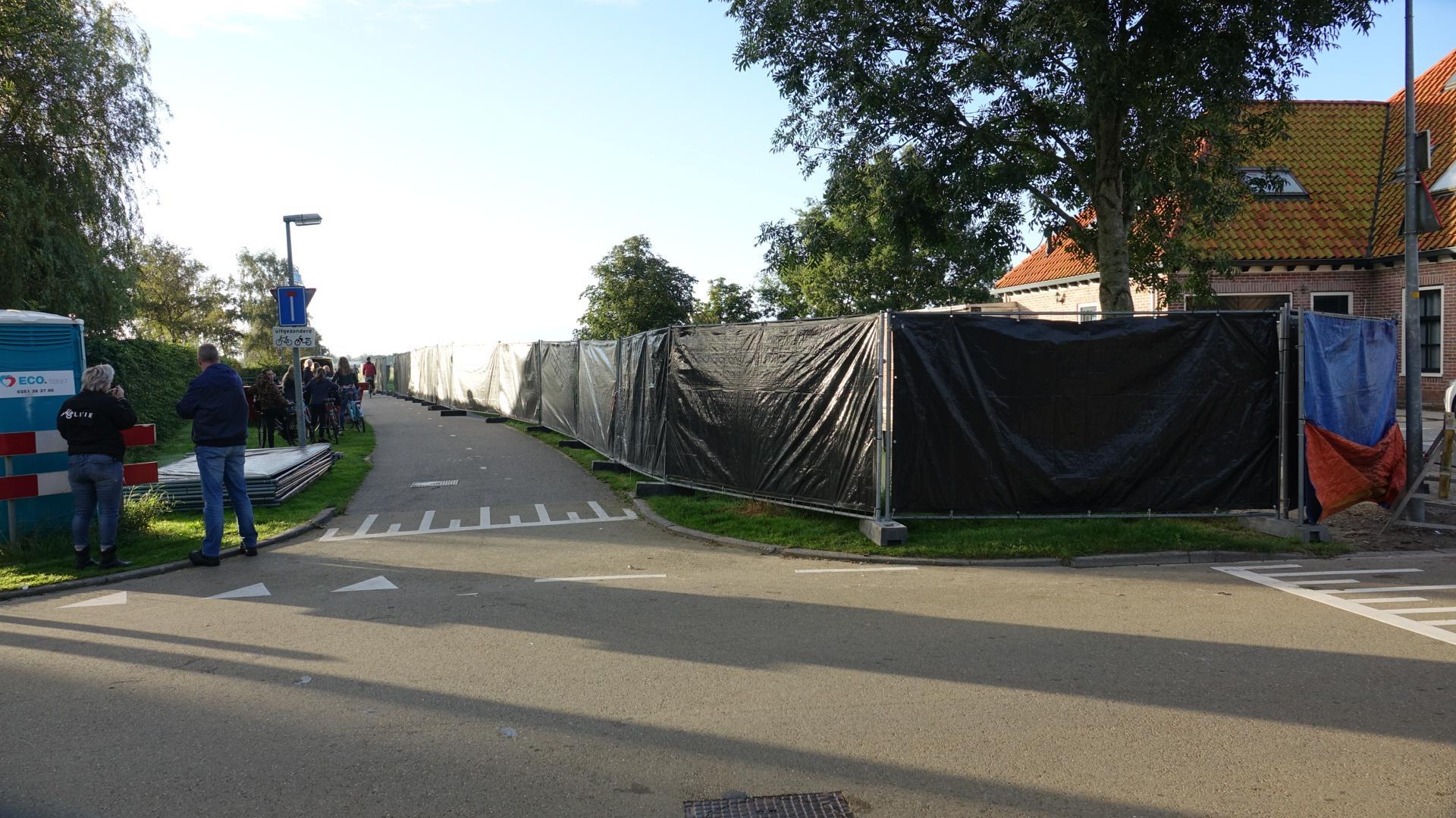 Opnieuw groot politieonderzoek in Nibbixwoud rond sloot waar Dimitri werd gevonden