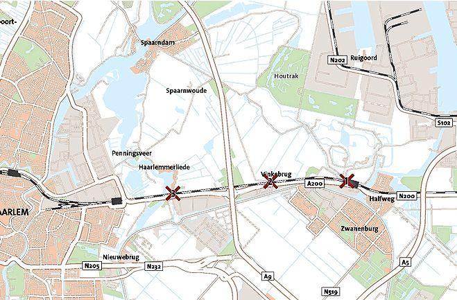 Fietsers in de knel door Grand Prix. Fietsersbond Haarlemmermeer vindt afsluitingen heel ongelukkig