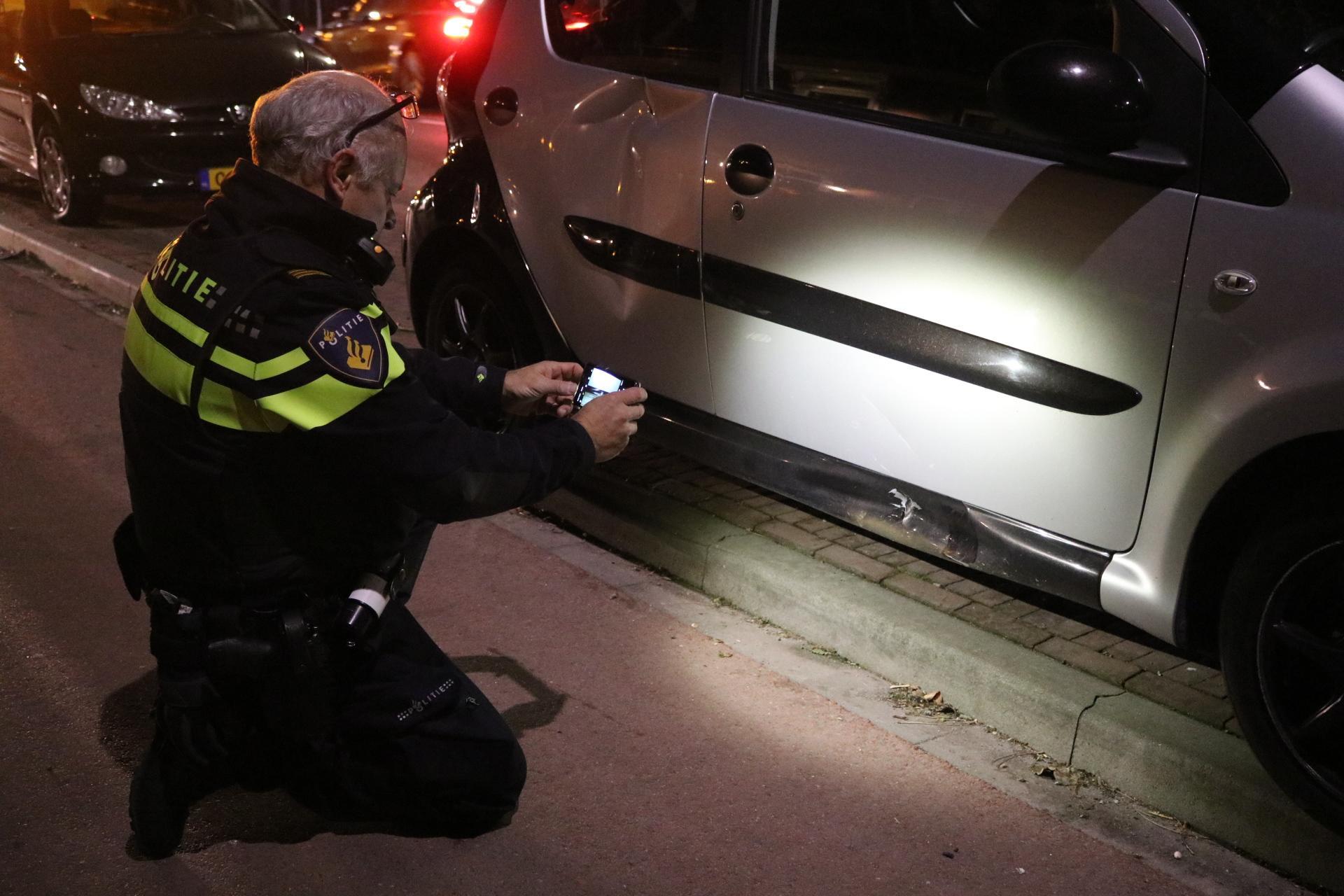 Scooterrijder blaast te veel en wordt aangehouden na ongeluk in Hillegom