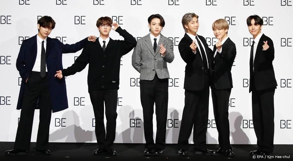 Grote popsterren Zuid-Korea mogen dienstplicht uitstellen