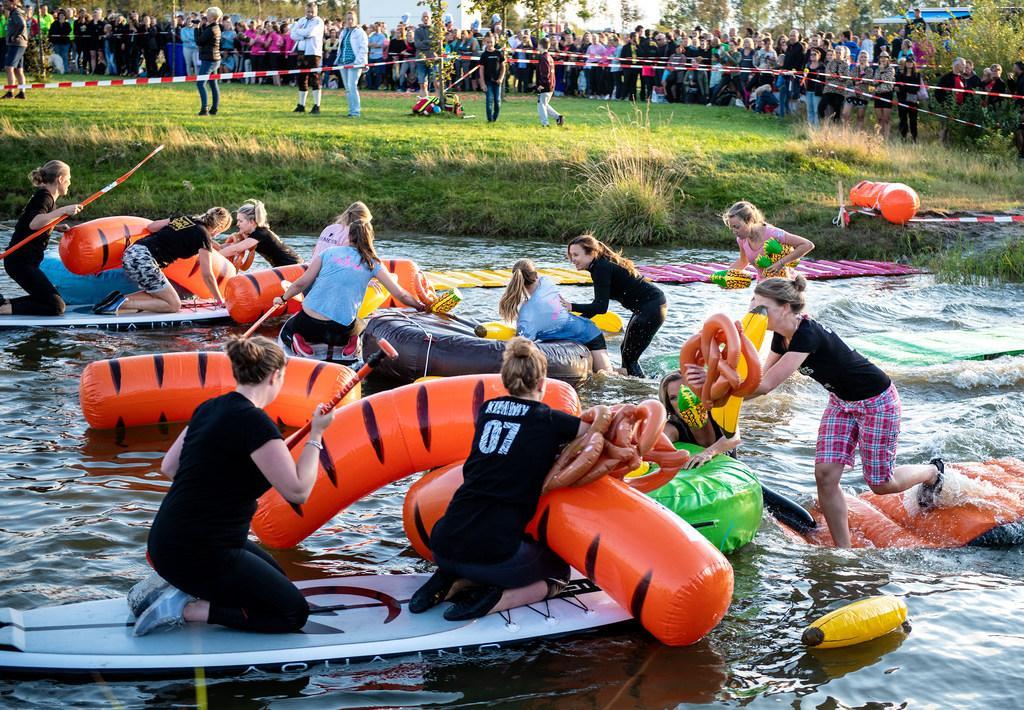 Weer geen strijd om de felbegeerde Supercups in Vijfhuizen, Spaarndam heeft nog wel hoop op een feestweek in september [video]