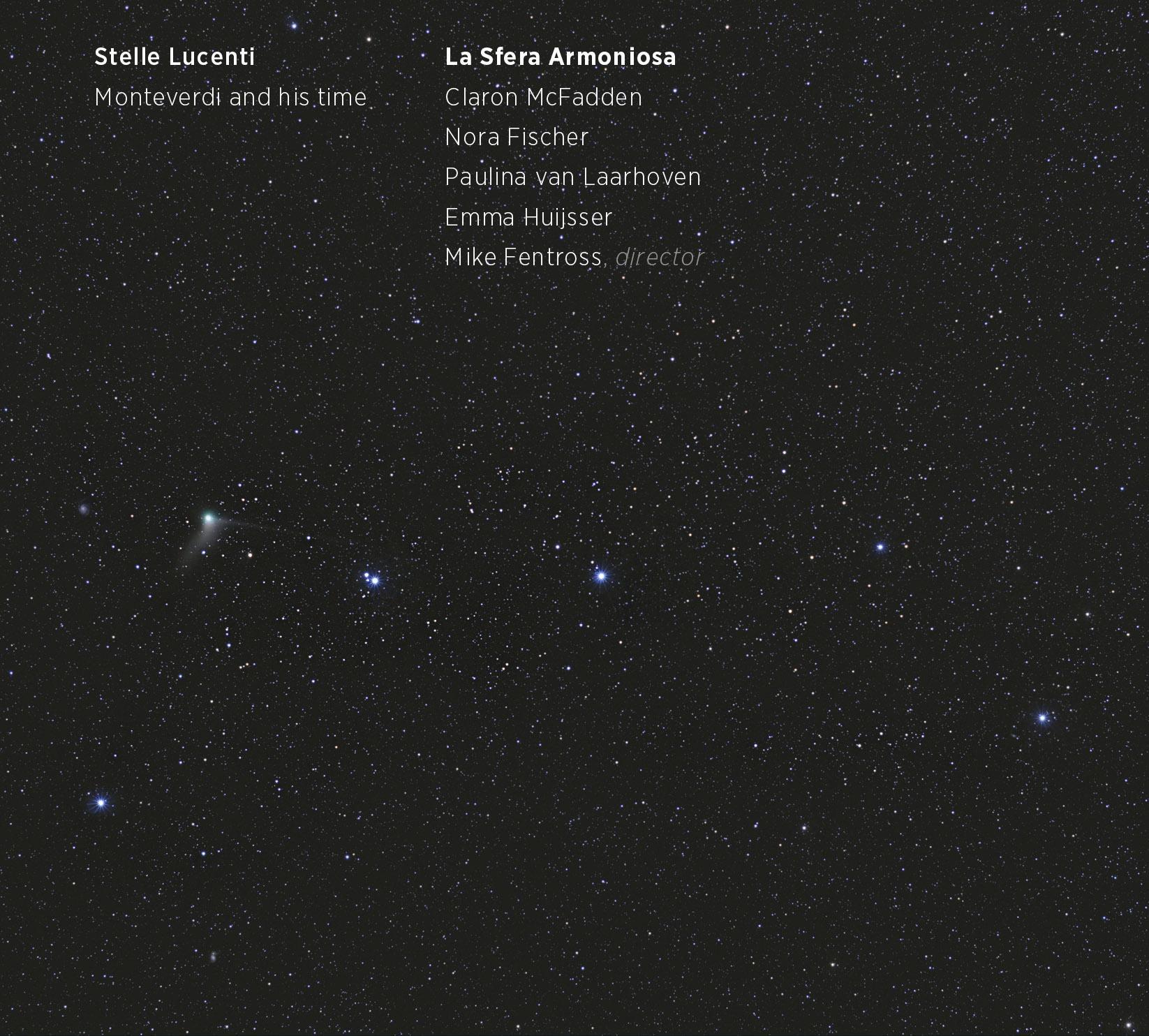 'Stelle Lucenti' is onvoorwaardelijke liefde op het eerste gehoor