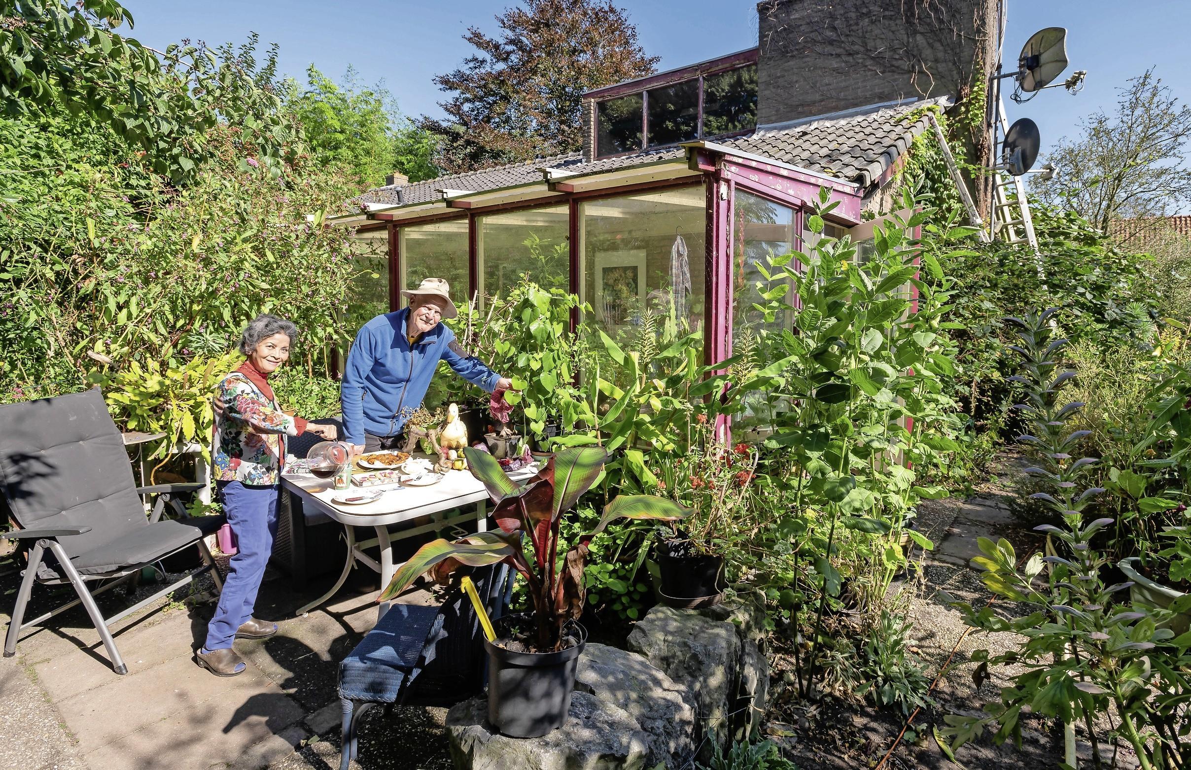 Maria en Piet wonen altijd buiten in Zuidoostbeemster