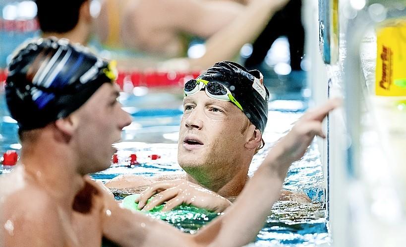 Koud, zoet water en een ochtendrace bevallen Ferry Weertman niet; in andere omstandigheden hoopt hij in Tokio op meer dan zijn vierde plek op het EK