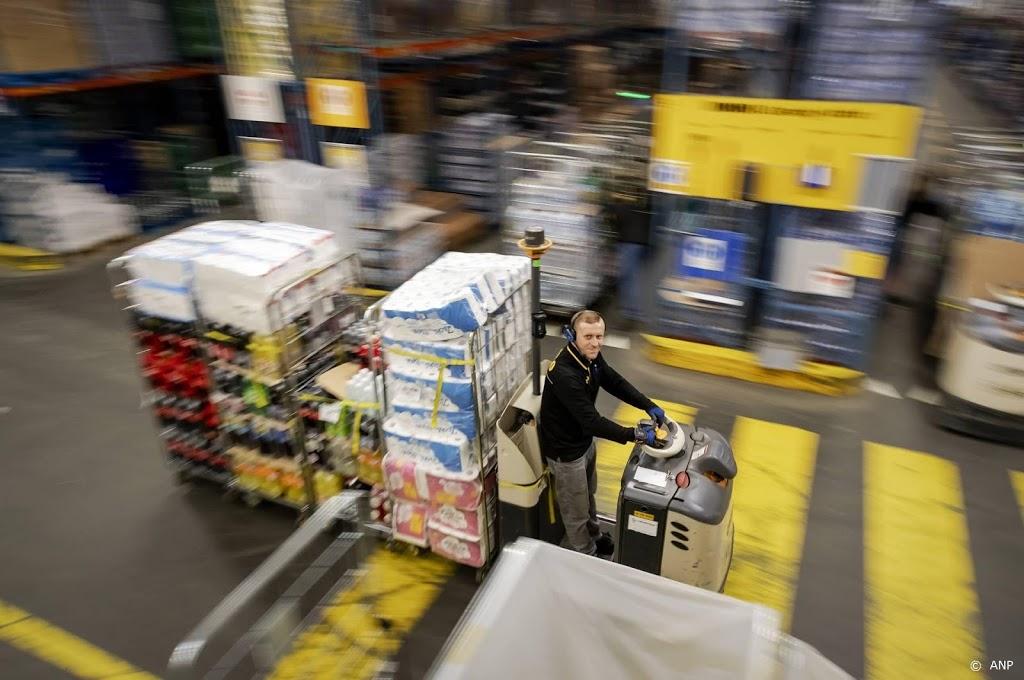 Bevoorrading supermarkten verloopt goed ondanks winterweer