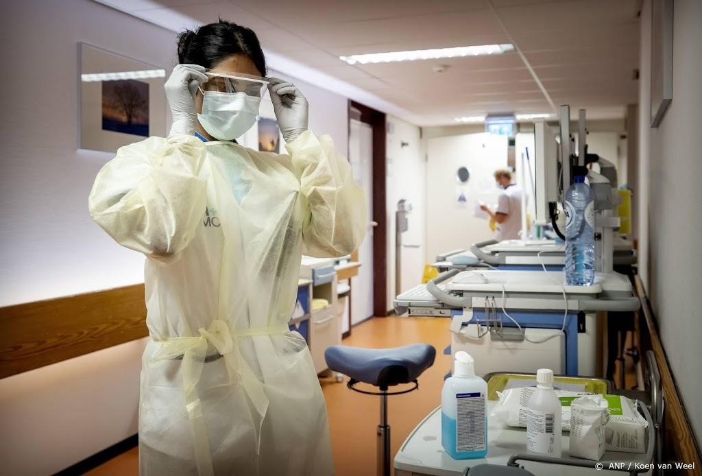 Tientallen coronapatiënten meer in ziekenhuis
