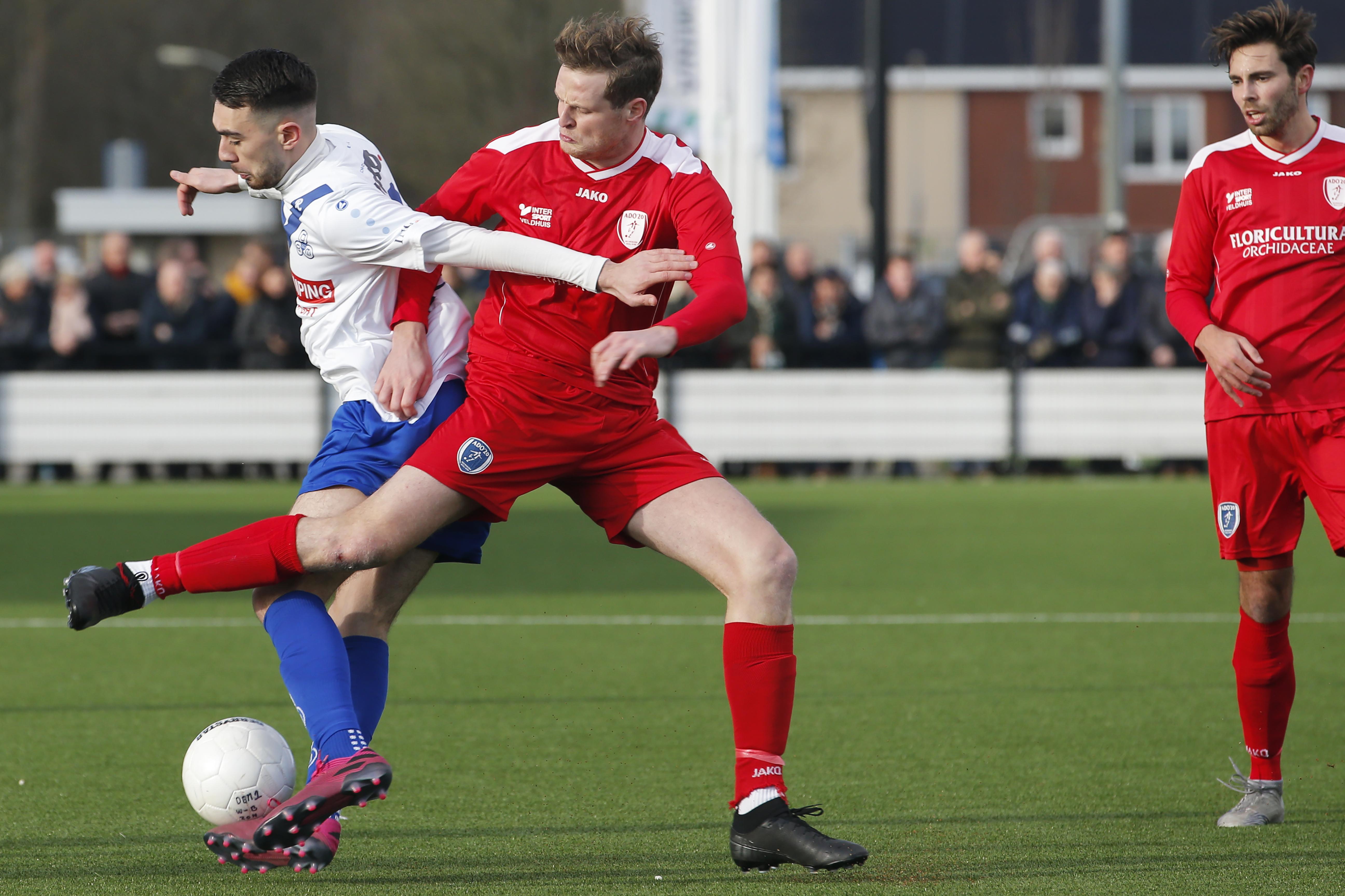 Onduidelijk of Odin'59 wel voor beker tegen FC Volendam mag spelen: 'Amateursport wordt onevenredig hard getroffen'