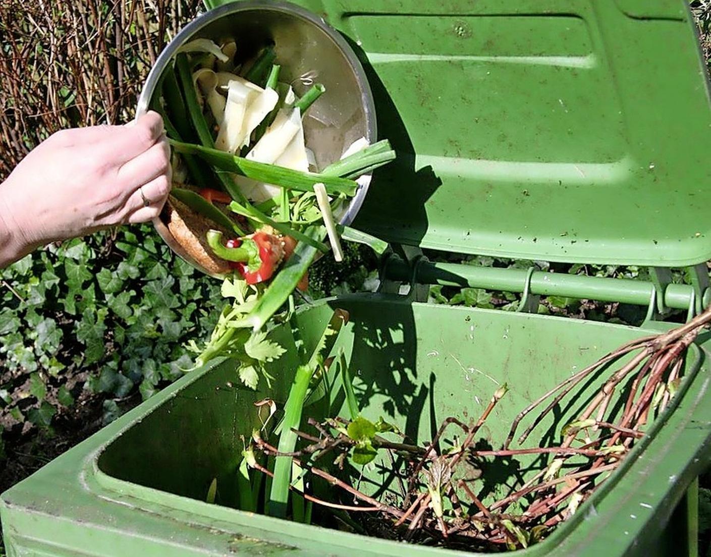 Campagne voor betere afvalscheiding Heemstede, veel te veel GFT bij restafval