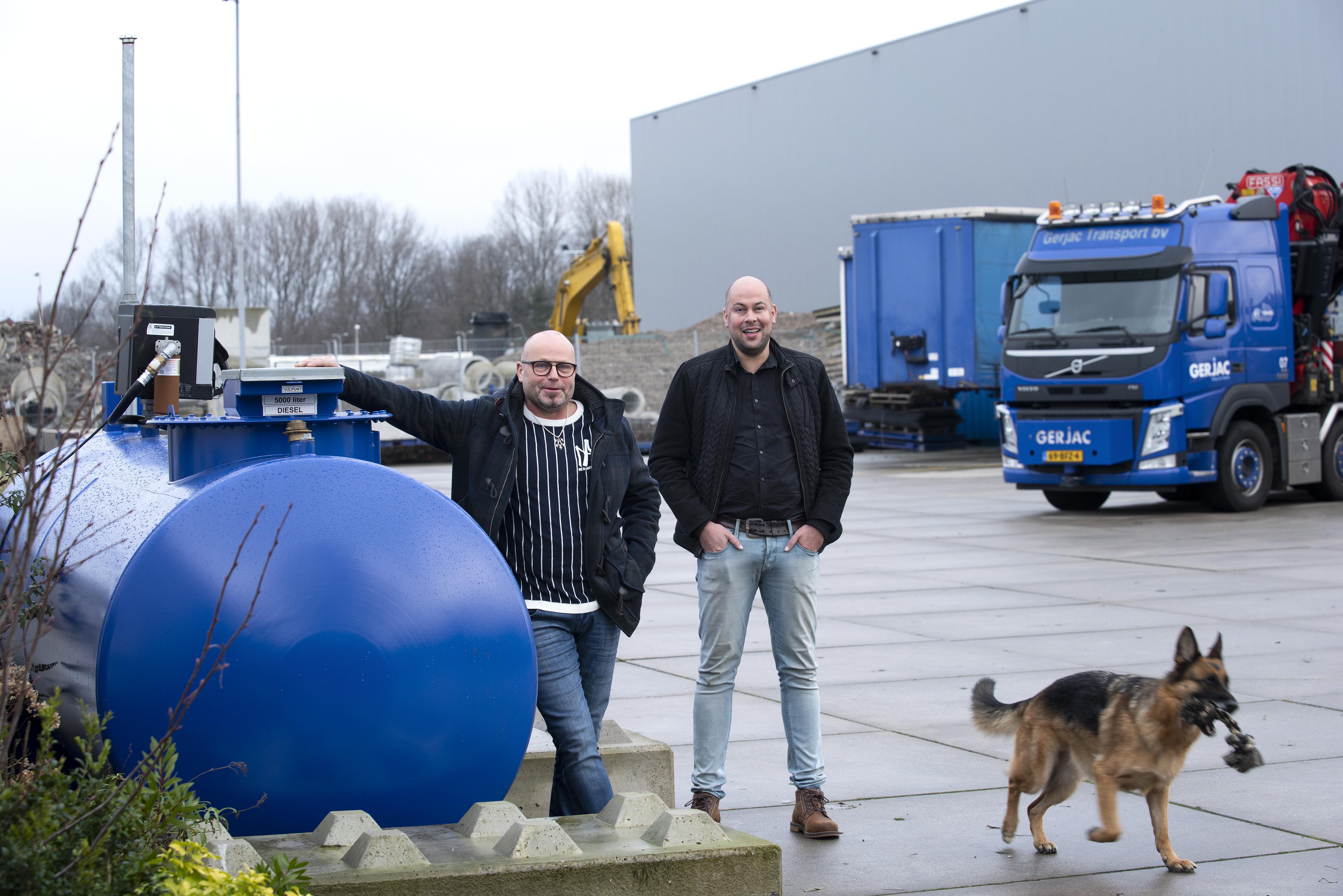 Gerjac transportbedrijf rijdt nu duurzaam rond op 'frituurolie': 'Misschien breng ik Tata op een idee'