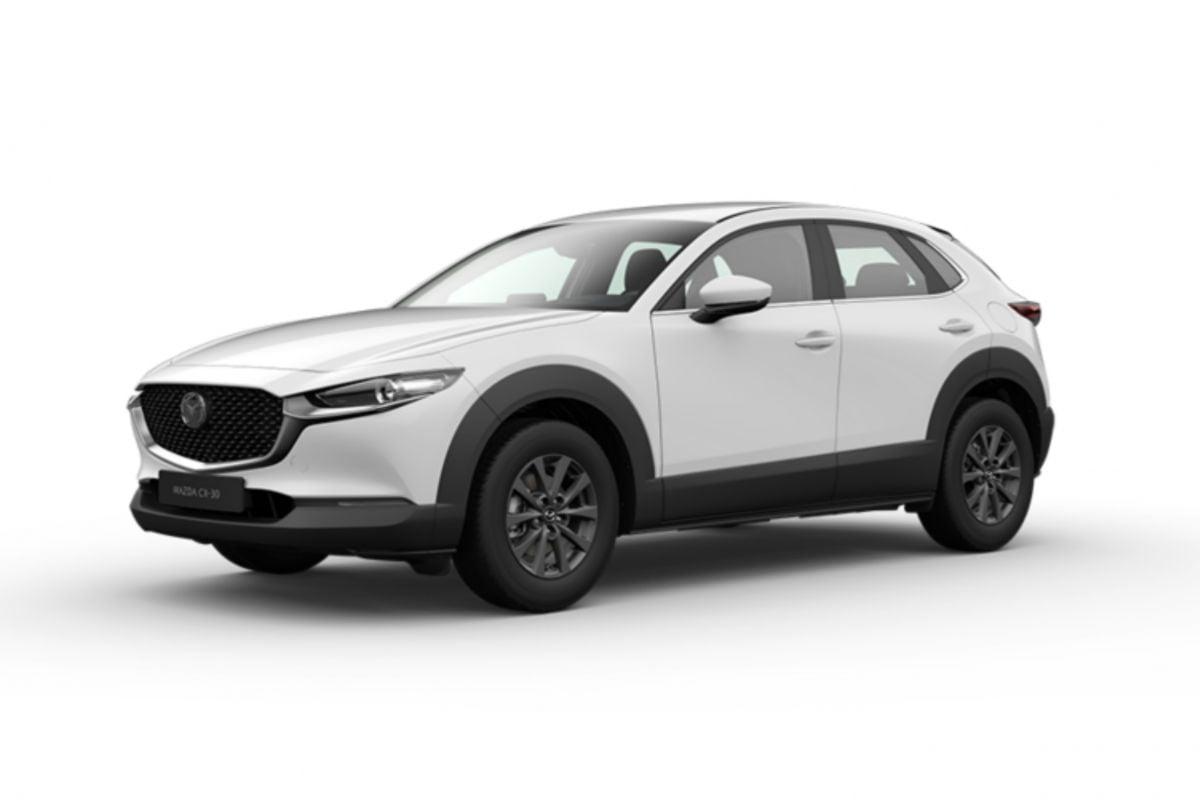 Mazda CX-3 geliefd bij autodieven in Purmerend