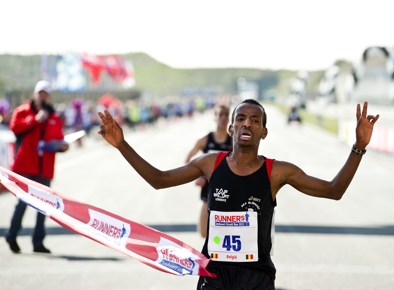 Bashir Abdi gaat voor vierde zege Circuit Run