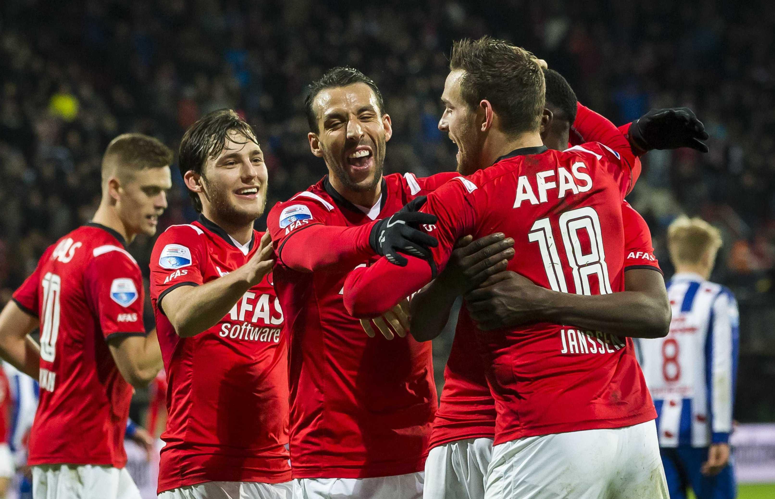 Had Mounir el Hamdaoui nou maar die gouden tip in Den Helder opgevolgd | AZ-column Brian Wijker