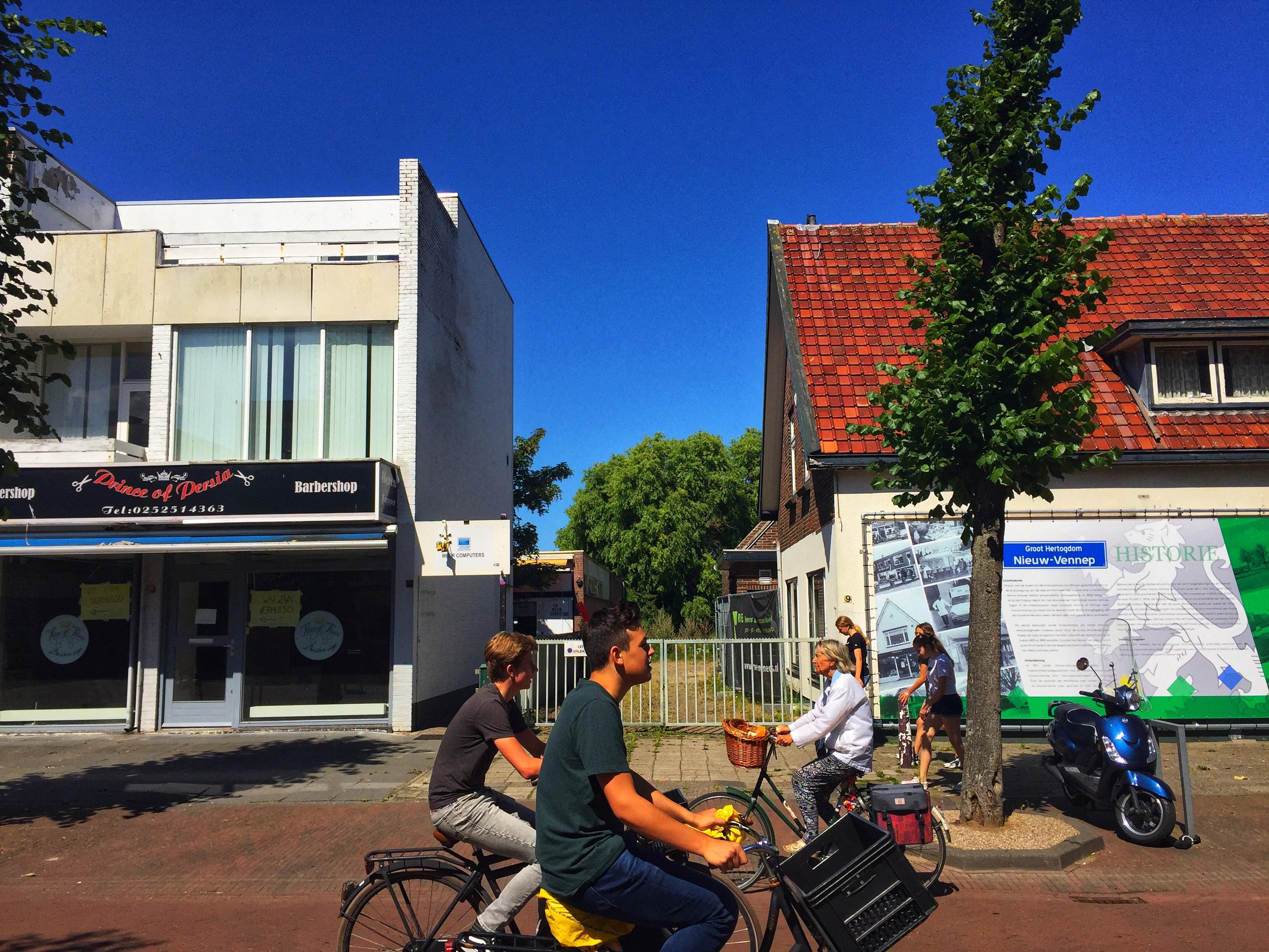 Facelift van winkelcentrum Nieuw-Vennep laat nog wel even op zich wachten, er zit weinig schot in het overleg