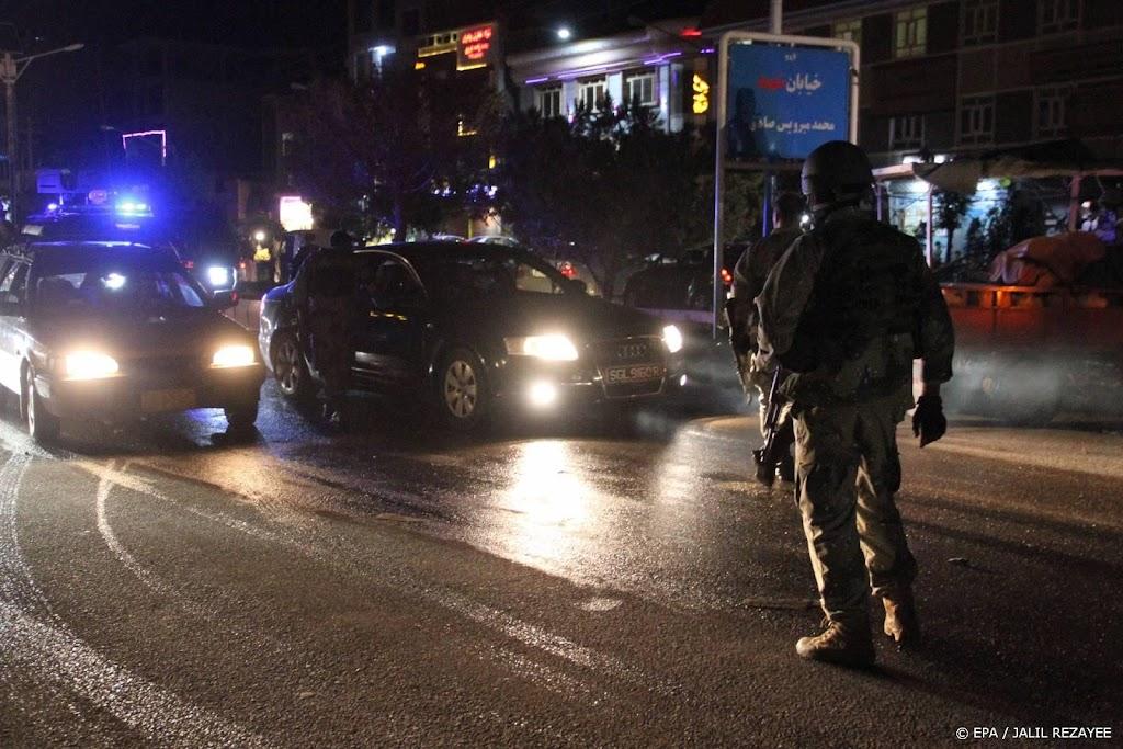 In vrijwel heel Afghanistan nachtelijk uitgaansverbod